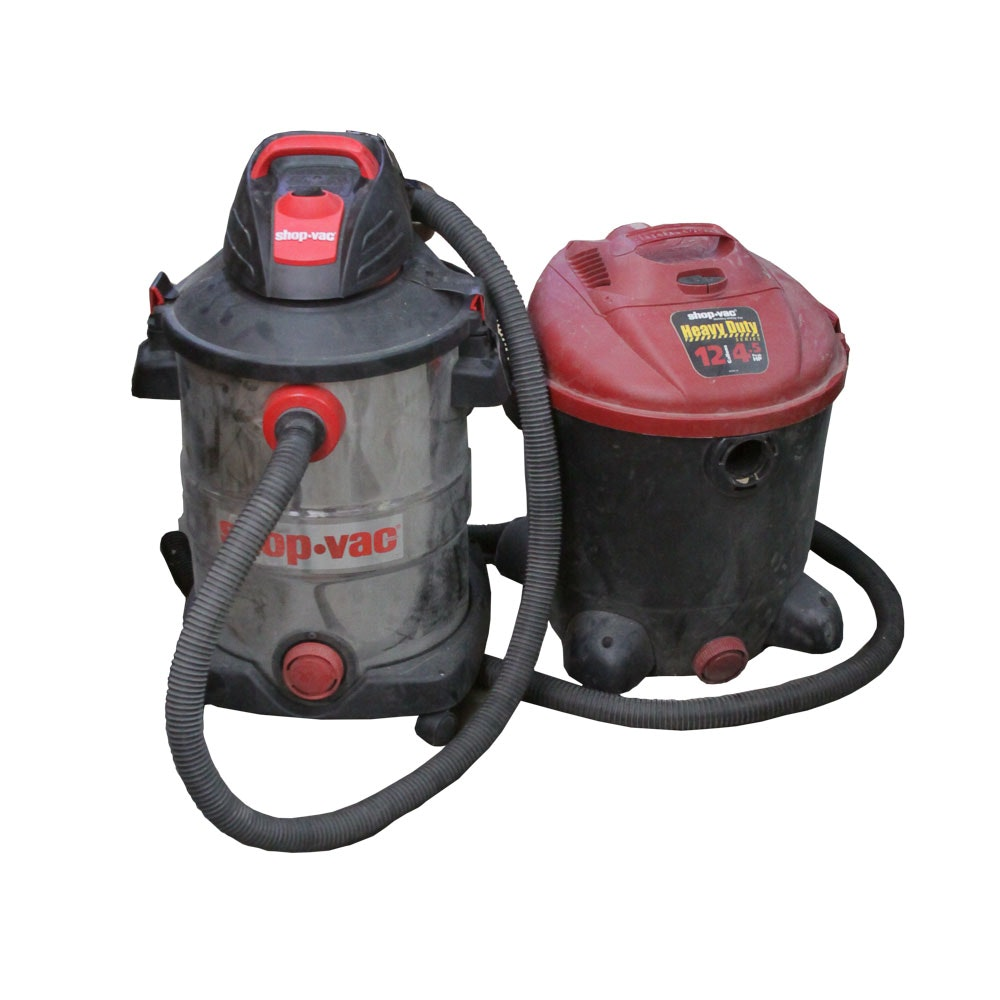 ShopVac Wet/Dry Utility Vacuums