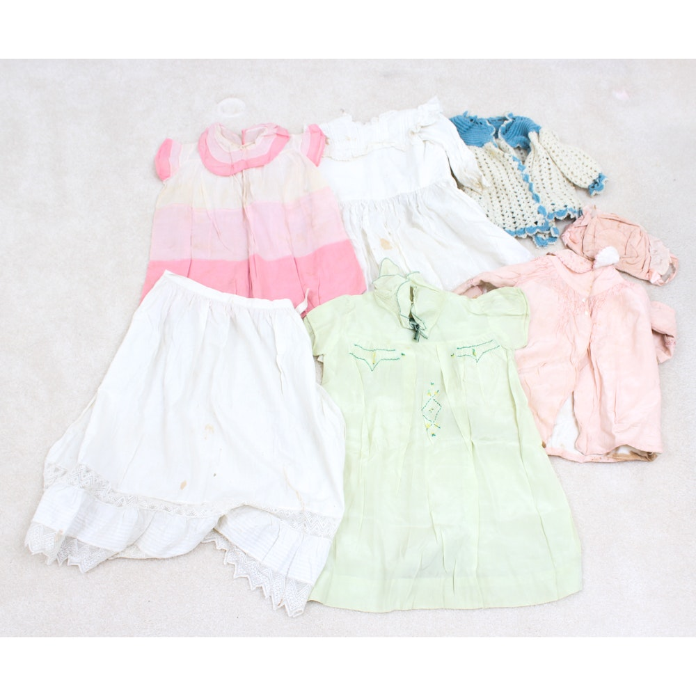Antique and Vintage Children's Clothes
