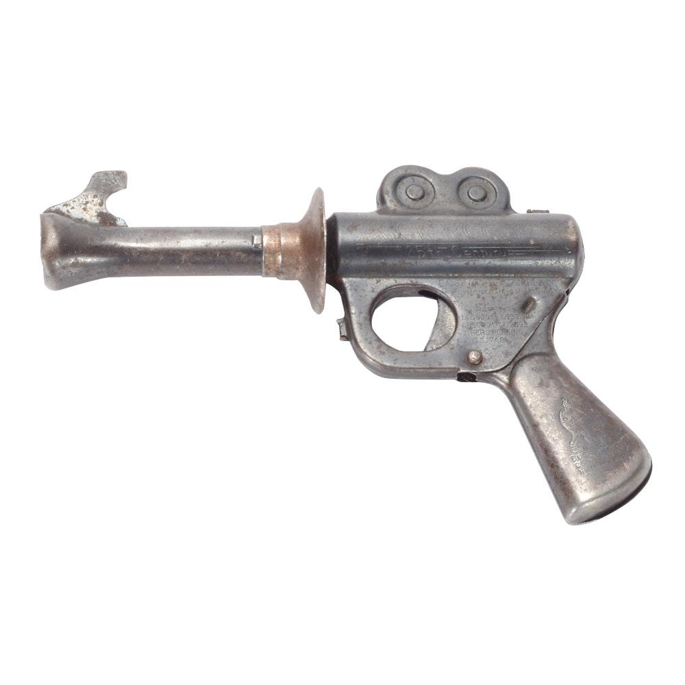 Buck Rogers Daisy XZ-31 Steel Rocket Pistol Toy