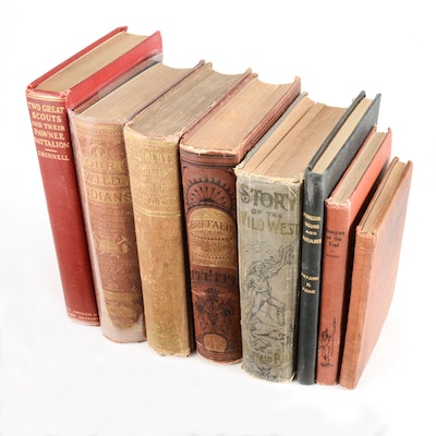 American West Hardcover Book Group