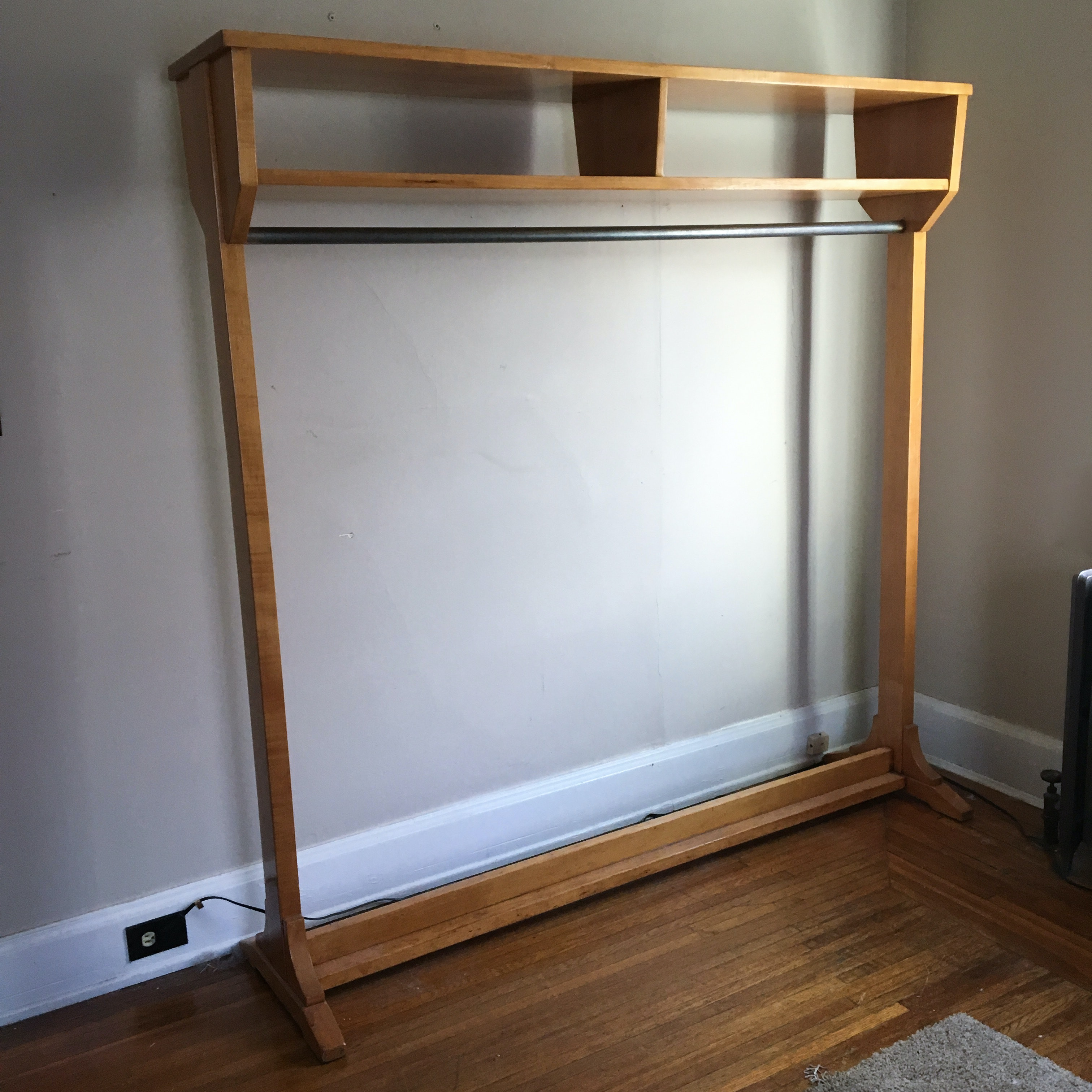 Vintage Freestanding Coat/Clothing Rack