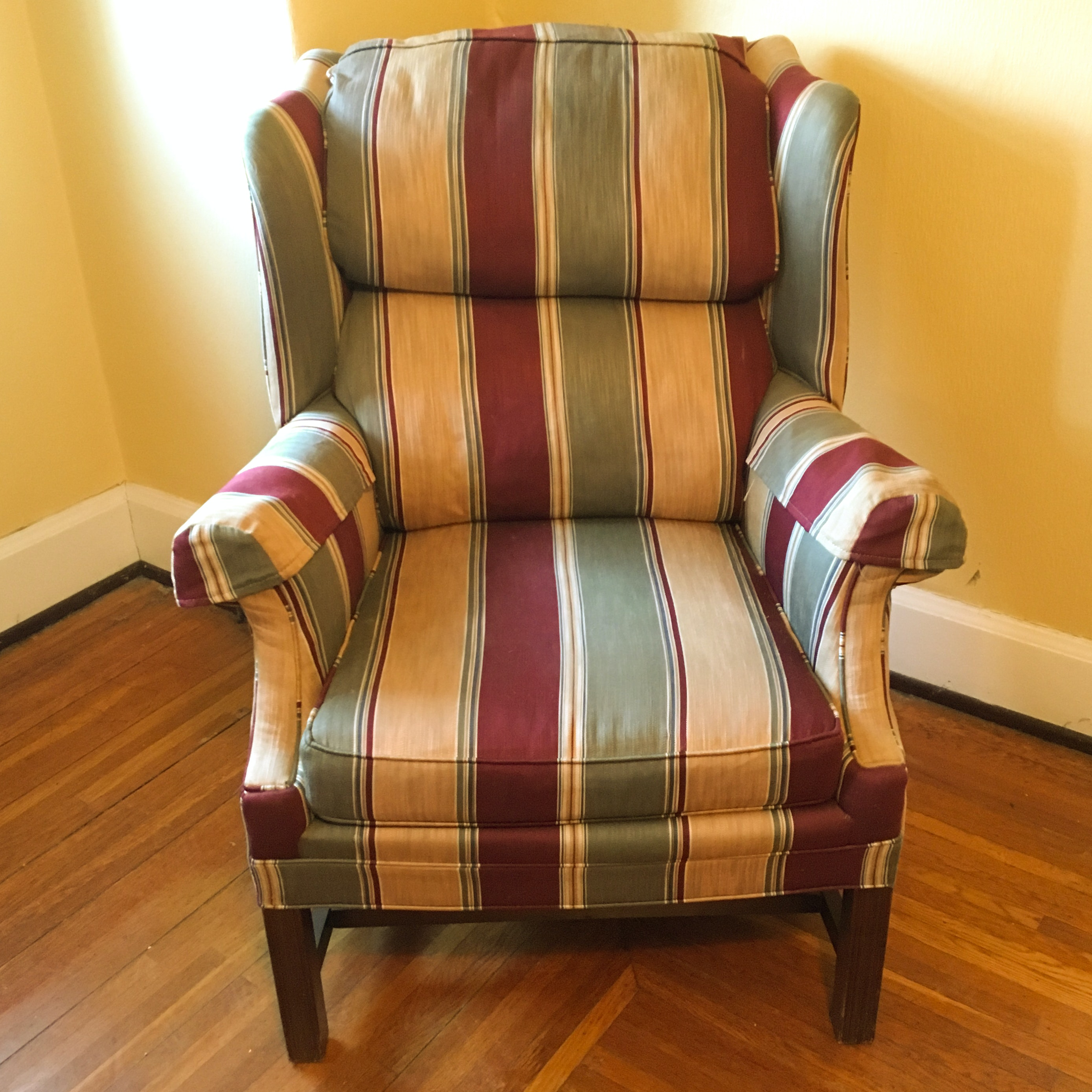 Taylorsville Wingback Chair