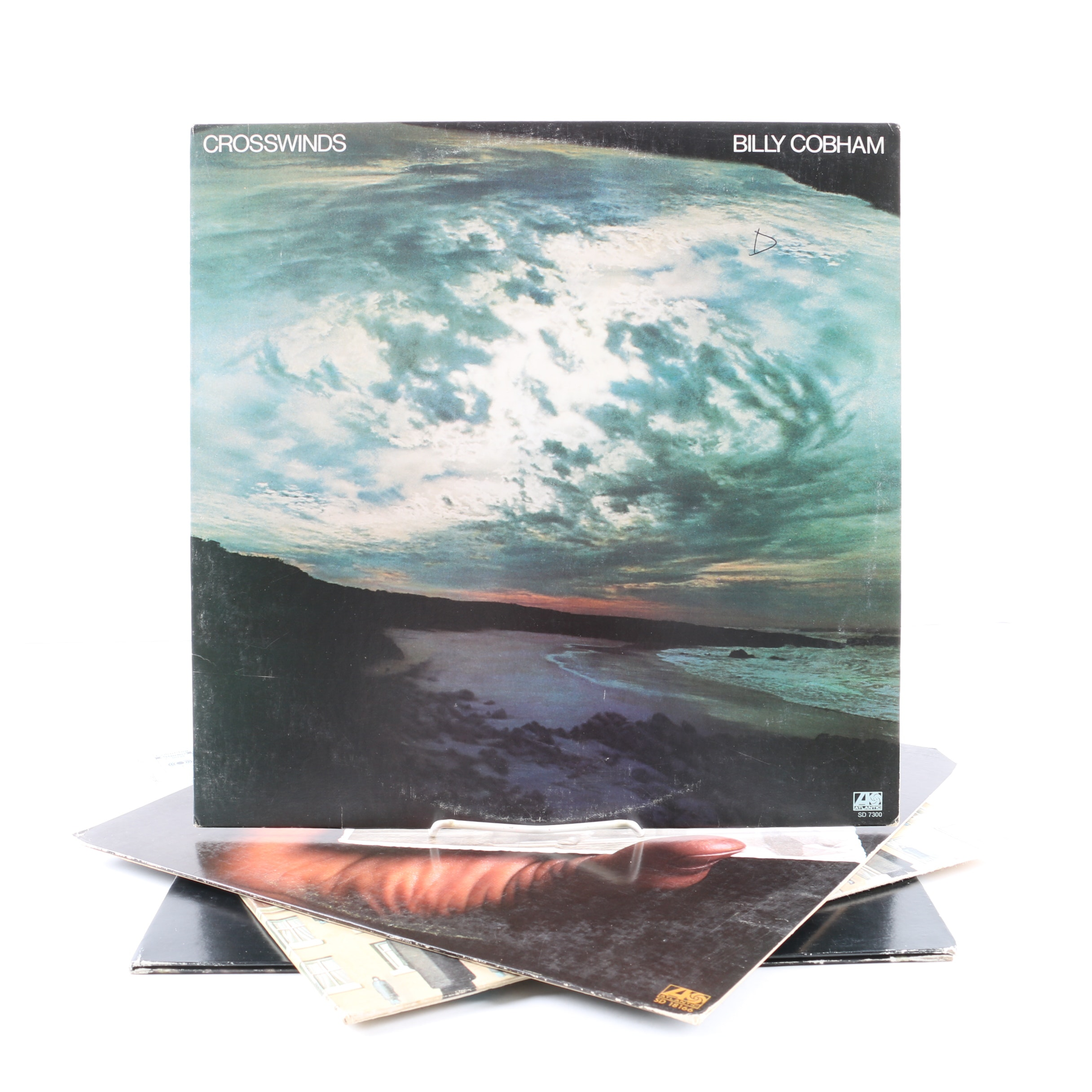 """Billy Cobham LPs Including """"Spectrum"""" and """"Life & Times"""" Promo Pressing"""