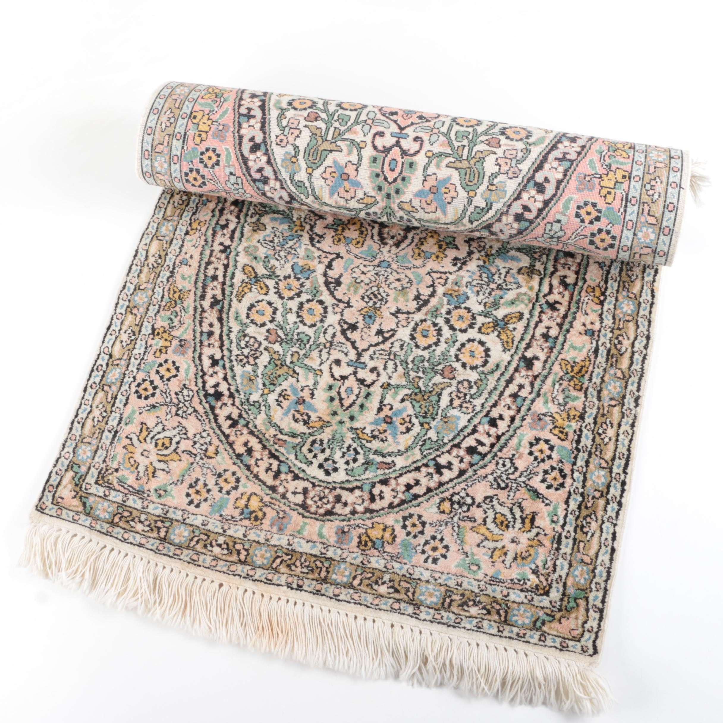 Power Loomed Indo-Persian Accent Rug