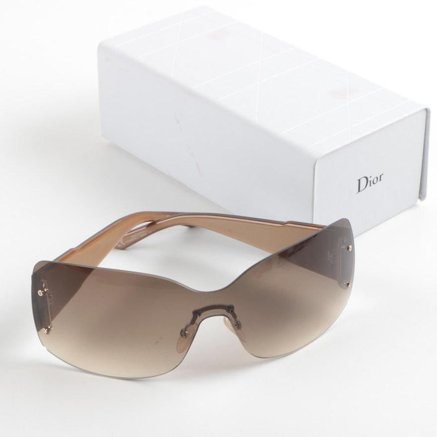 7c866fd022 Christian Dior EthniDior 2 Rimless Sunglasses   EBTH