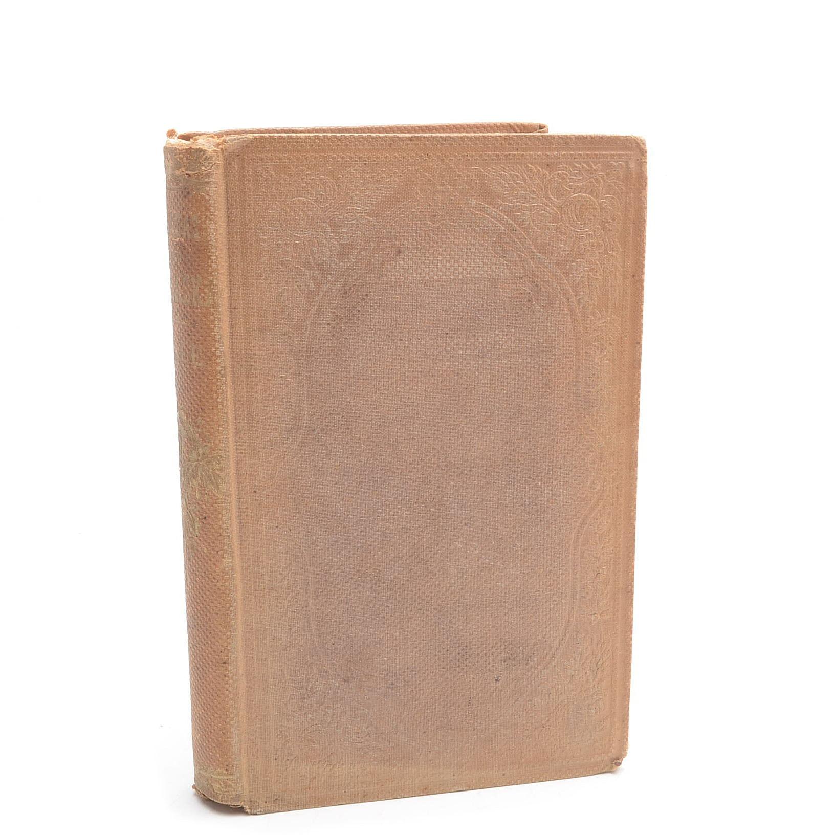 "1854 First Edition ""Kanzas and Nebraska"""