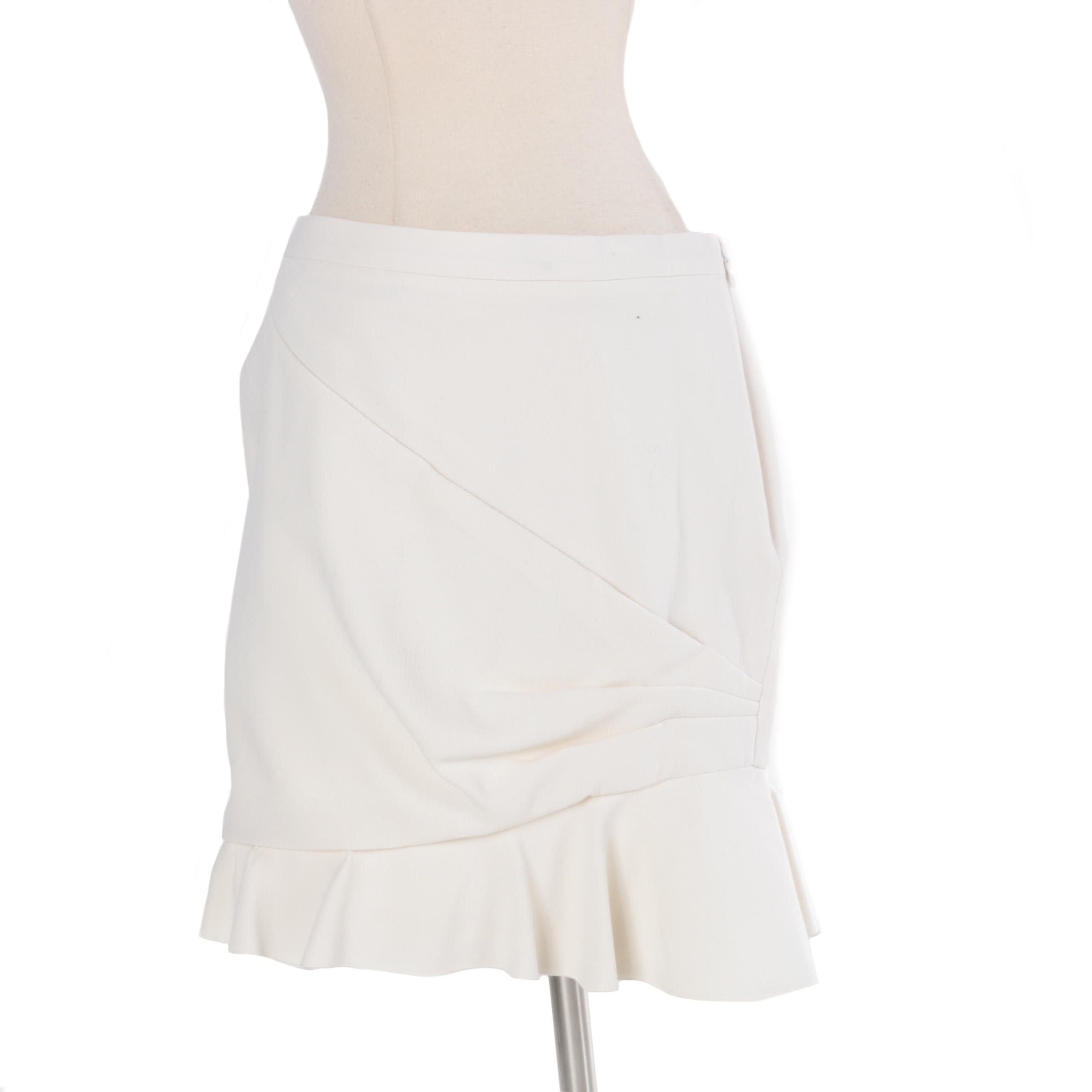 Emilio Pucci Wool Skirt