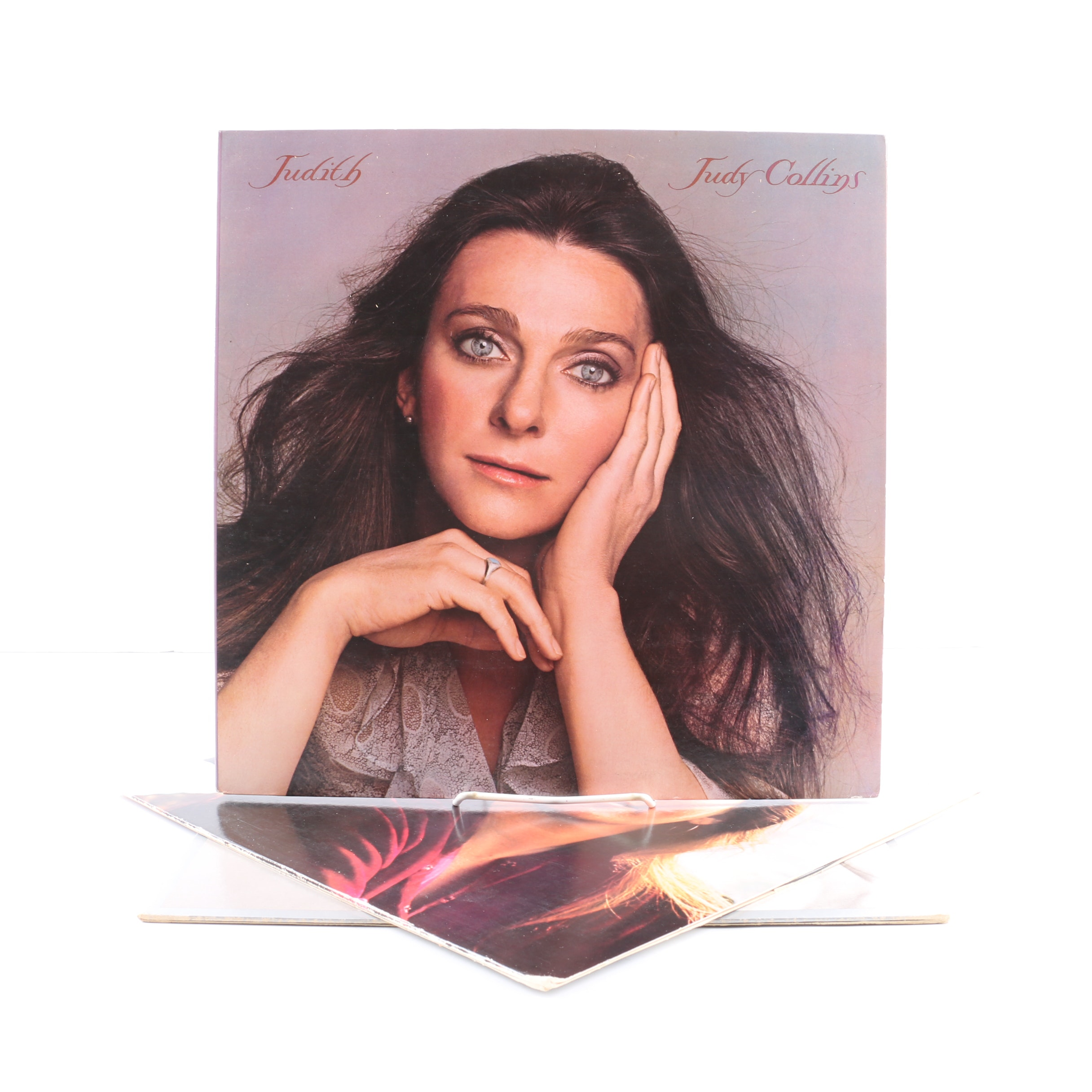 """Judy Collins LPs Including """"Judith"""" and """"Bread And Roses"""""""