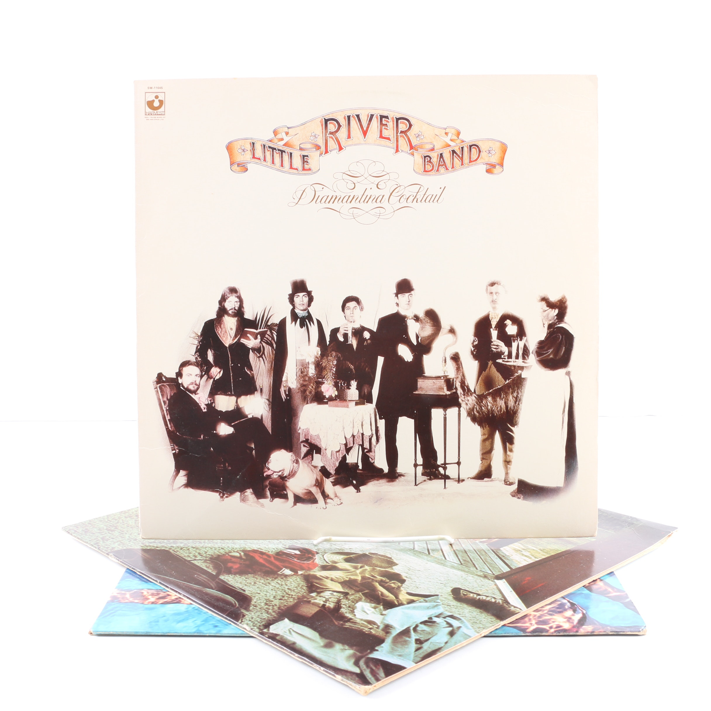 """Little River Band LPs Including """"Diamantina Cocktail"""""""
