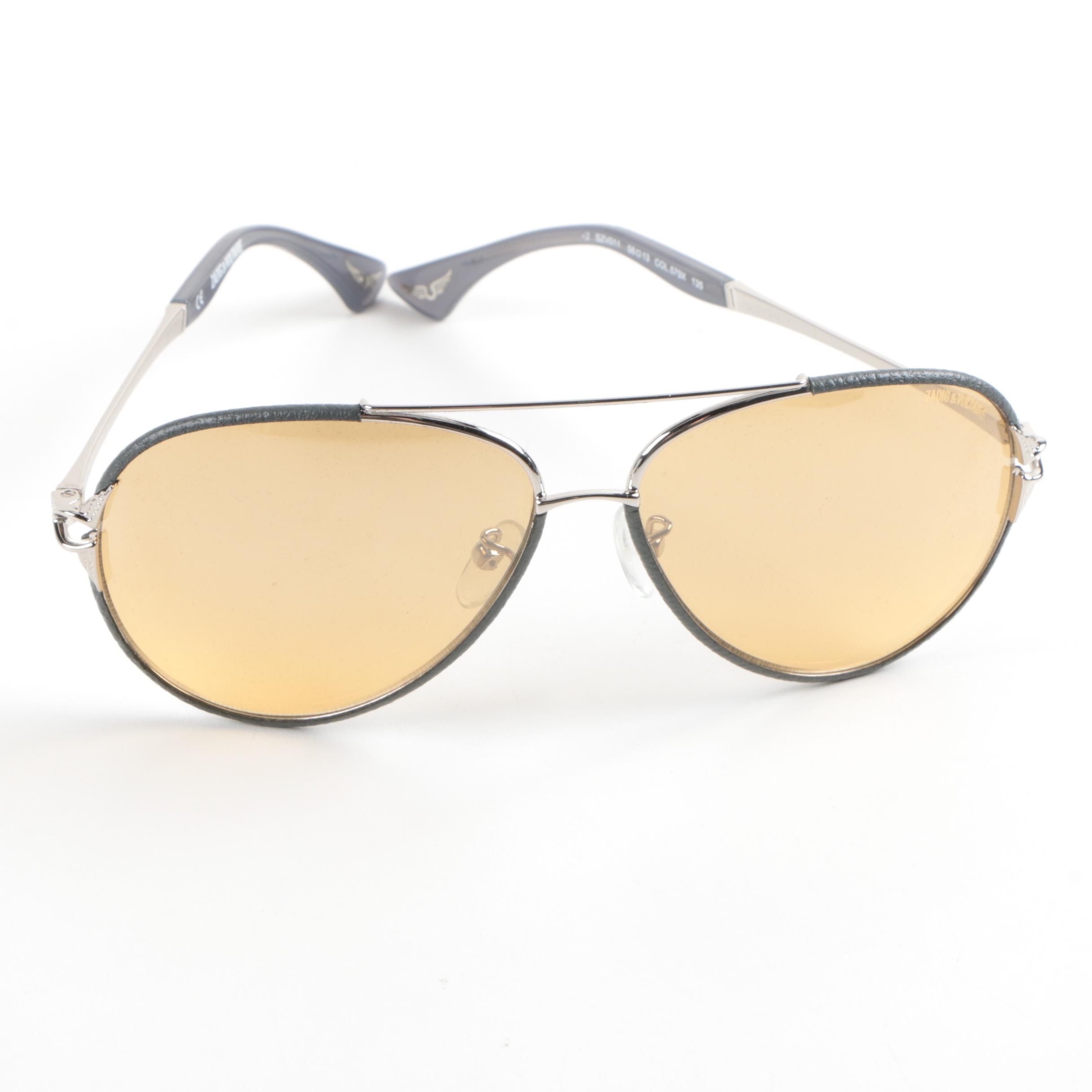 Zadig & Voltaire Sunglasses with Case