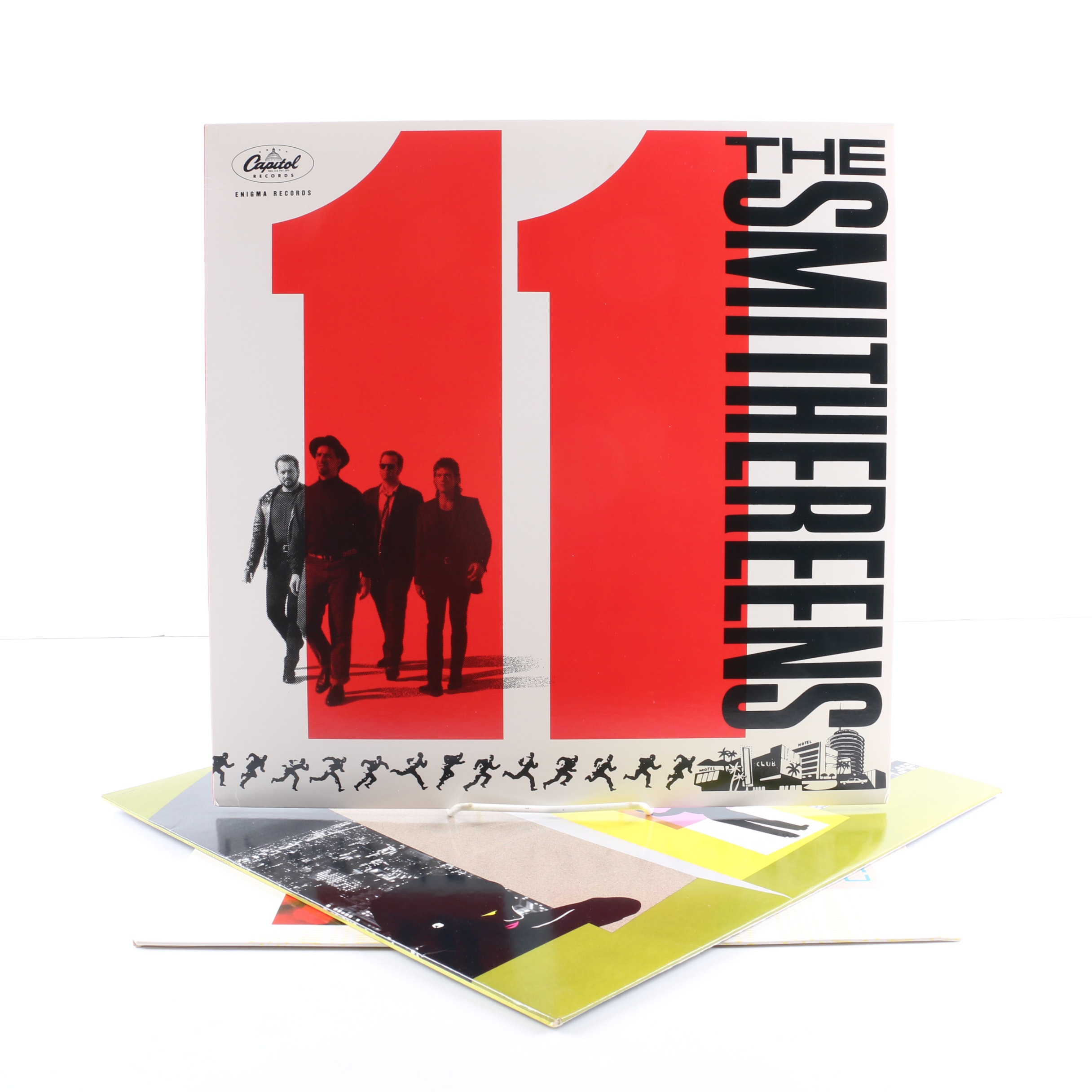 """The Smithereens LPs Including """"11"""" and """"Green Thoughts"""""""