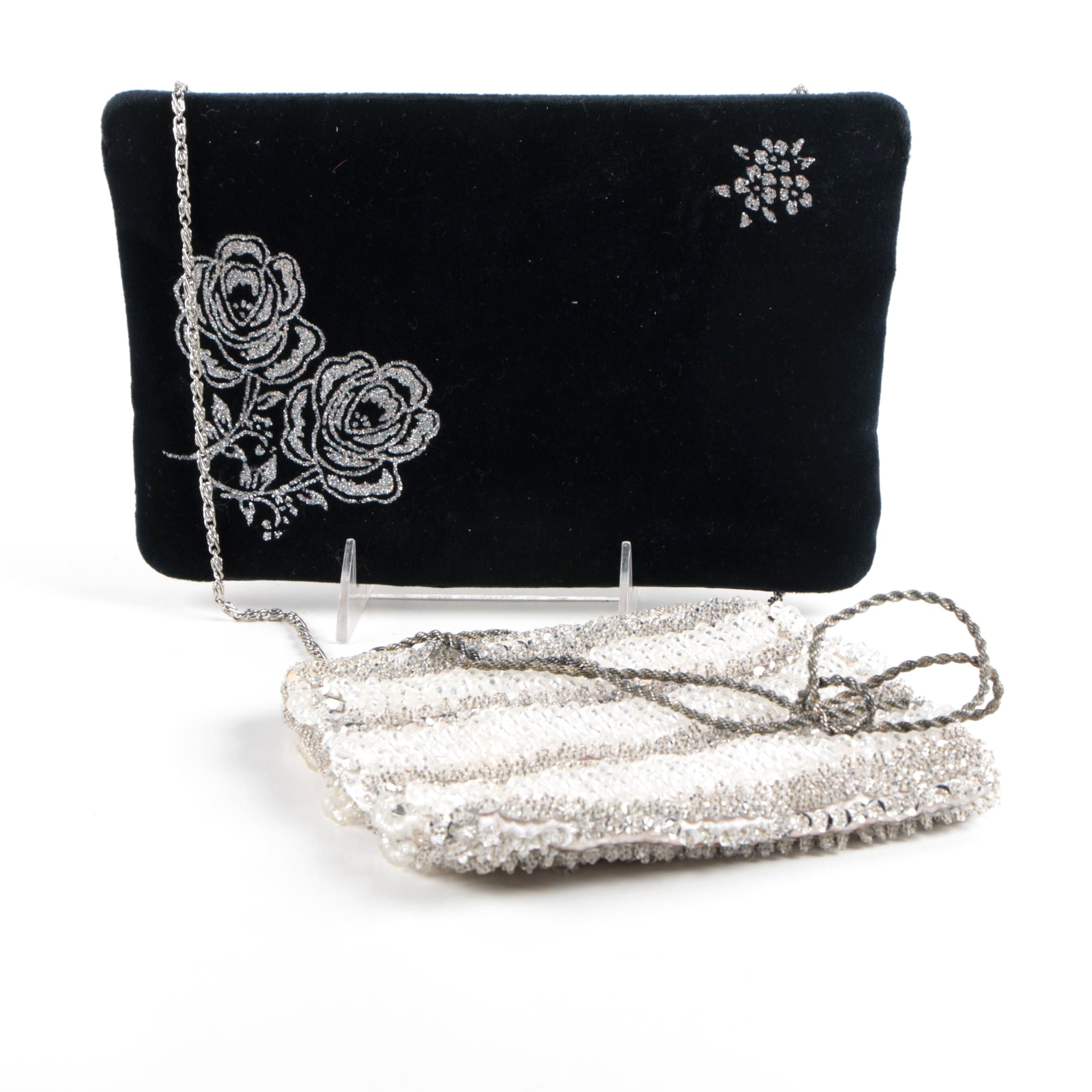 Vintage Beaded and Spangled Evening Bags