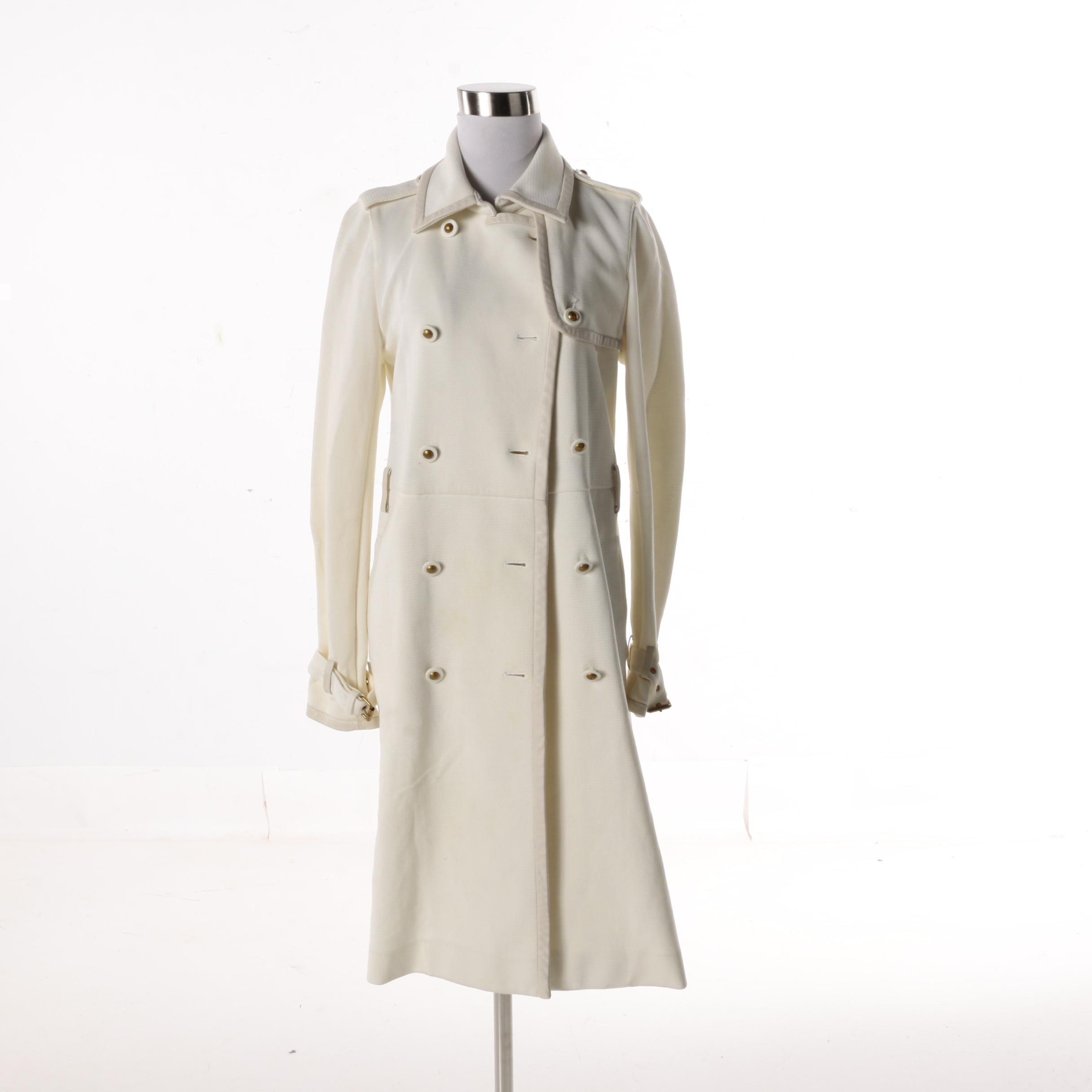 Women's Tory Burch Trench Coat