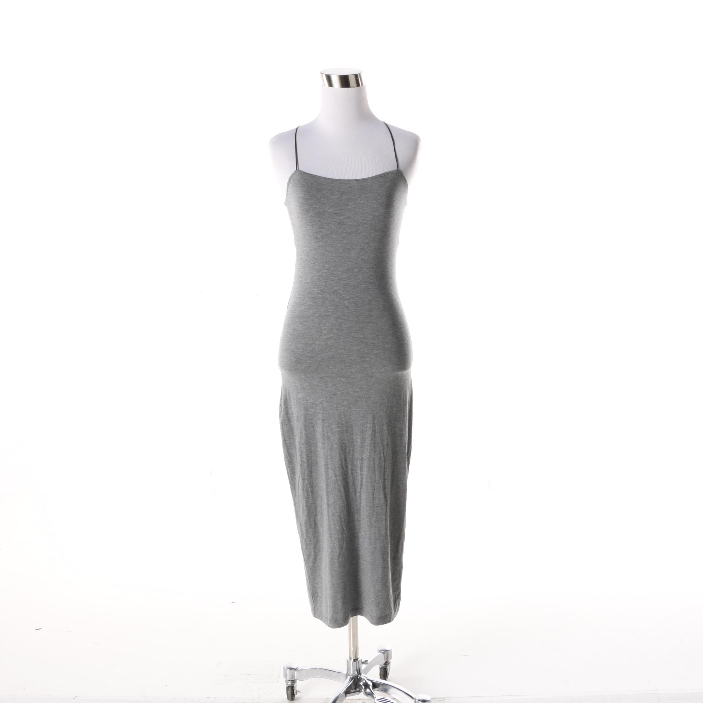 T by Alexander Wang Cutout Cami Dress