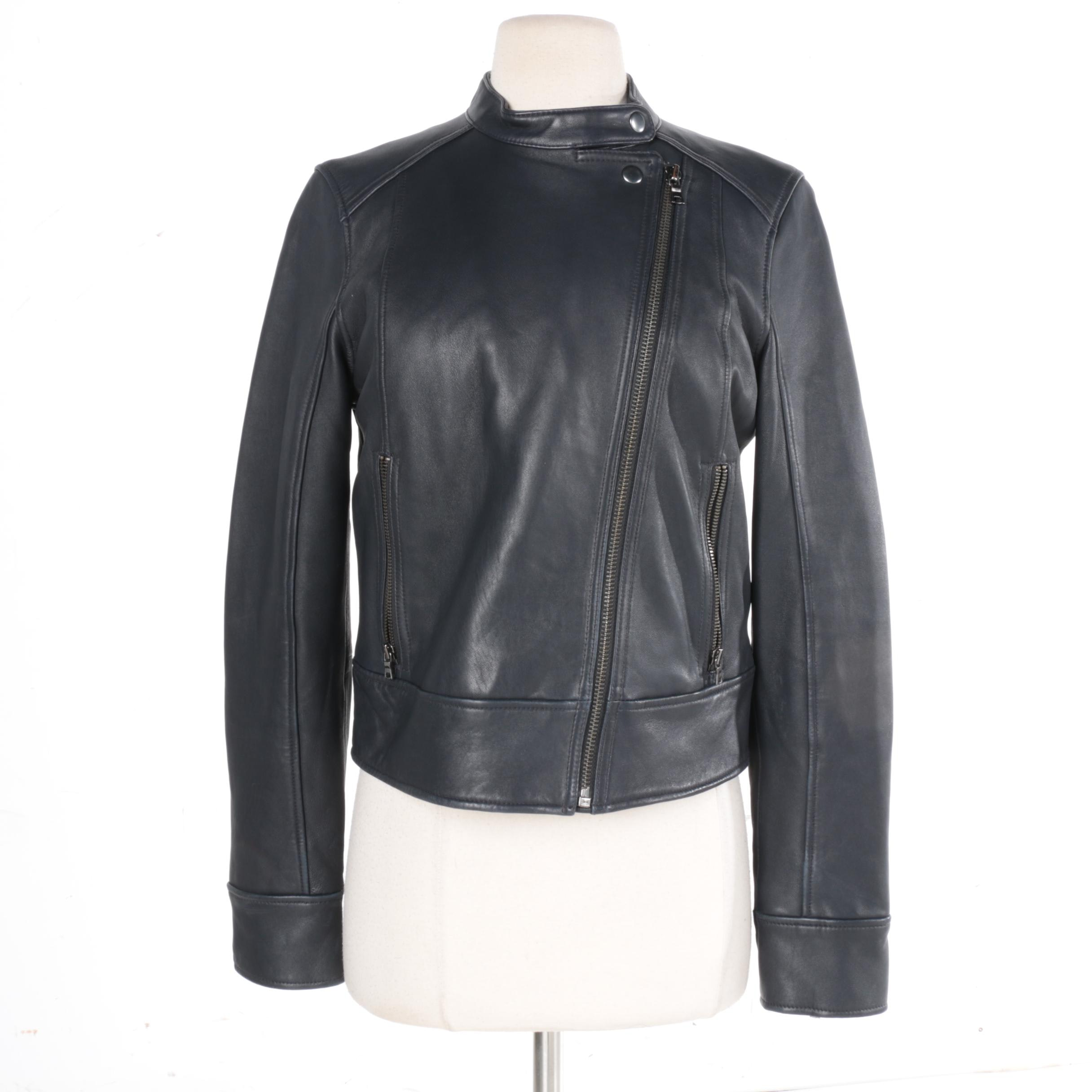 Women's Gap Leather Jacket