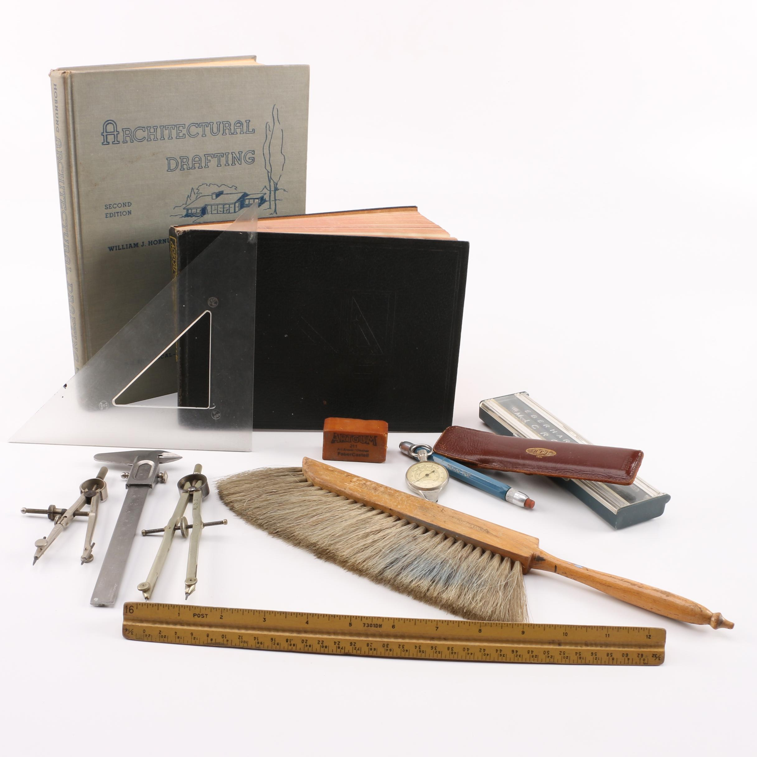 Drafting Tools and Books