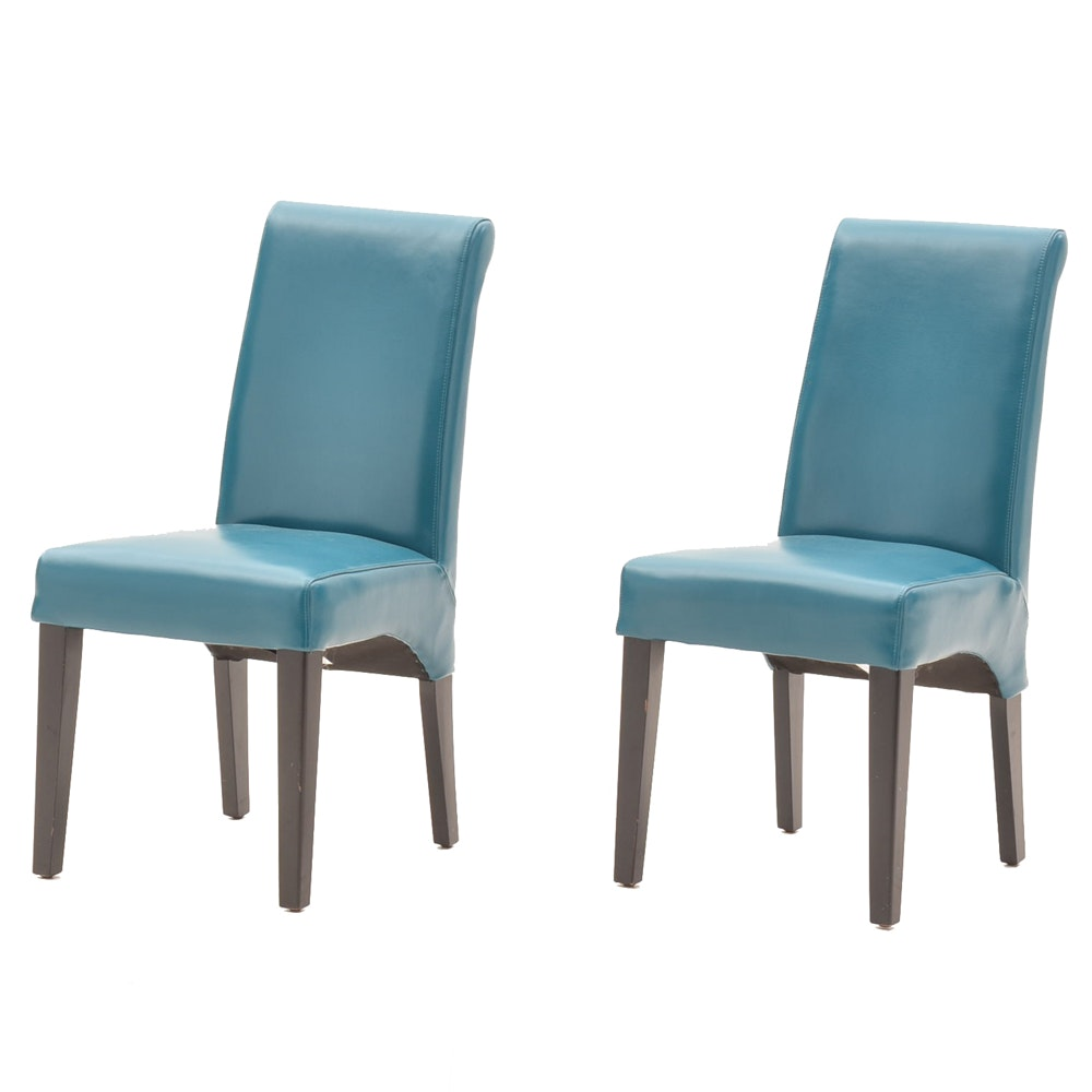 Pairing of Side Chairs