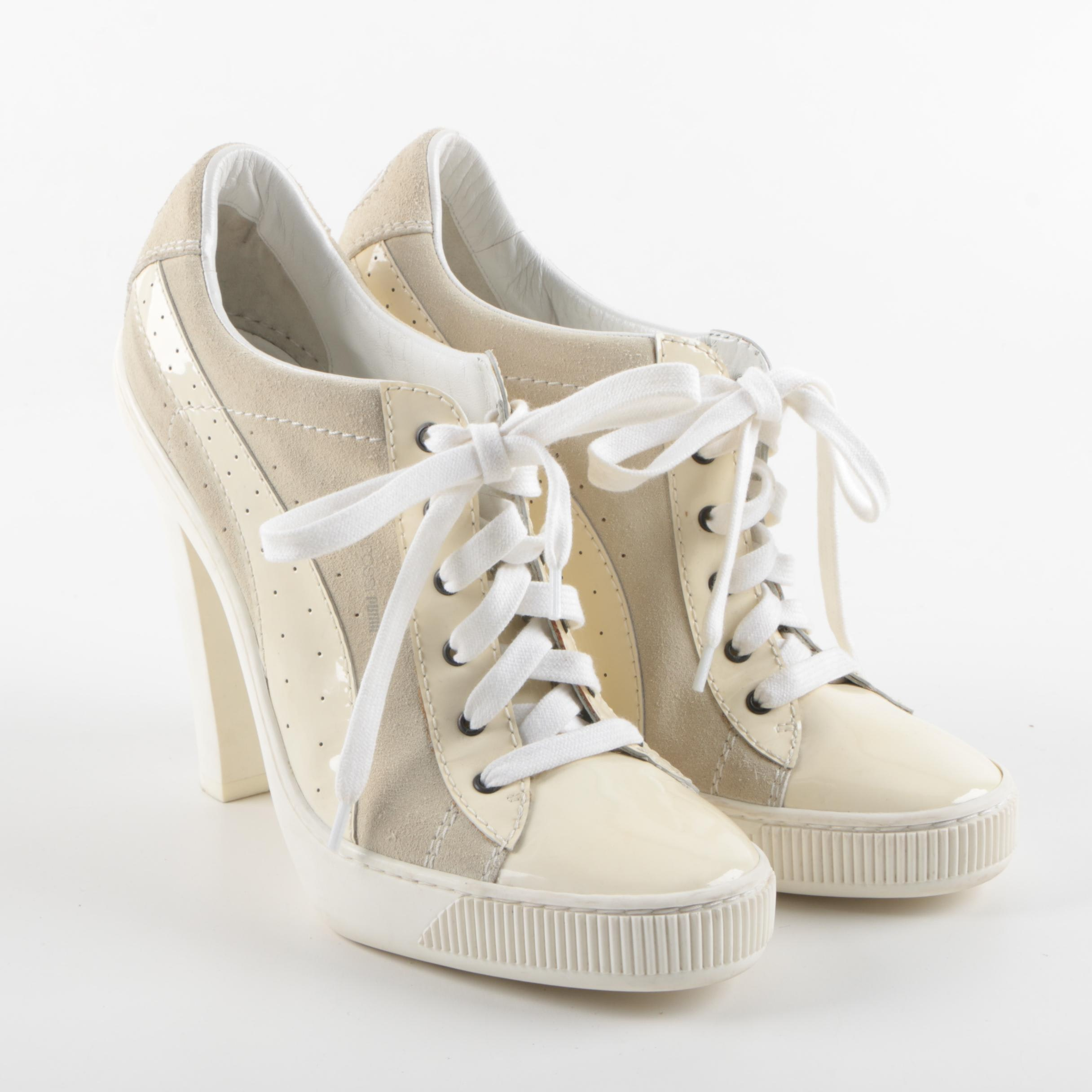 Sergio Rossi For Puma High Heel Trainers