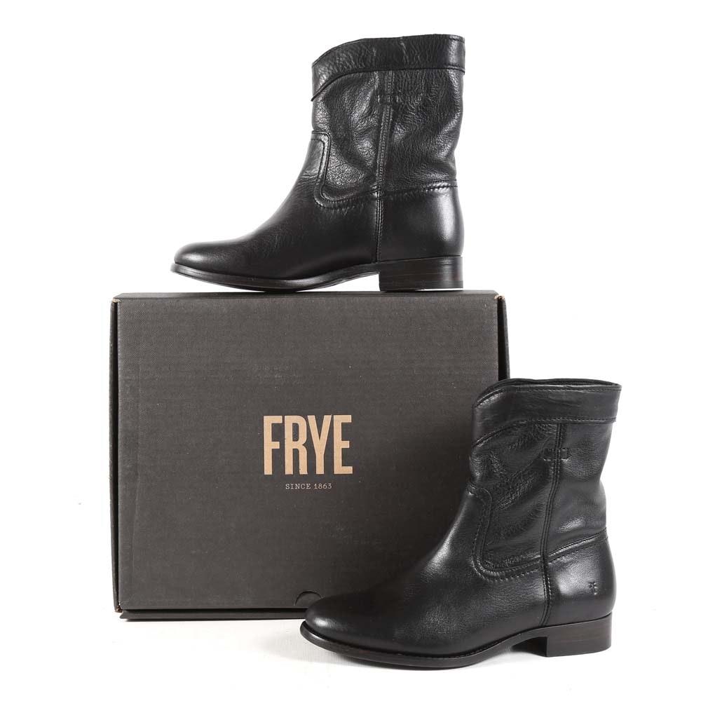 Frye Women's Cara Roper Short Boots