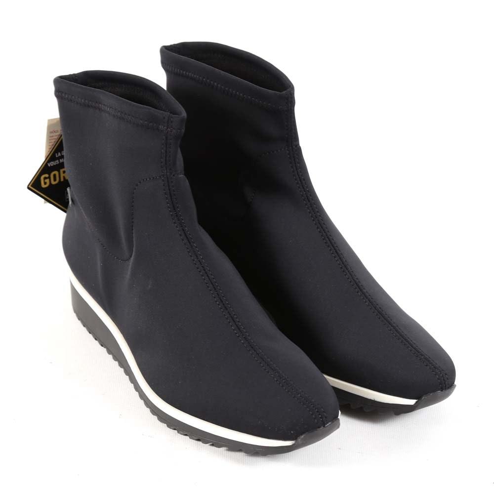 HÖGL Drystretch Schwarz Boots