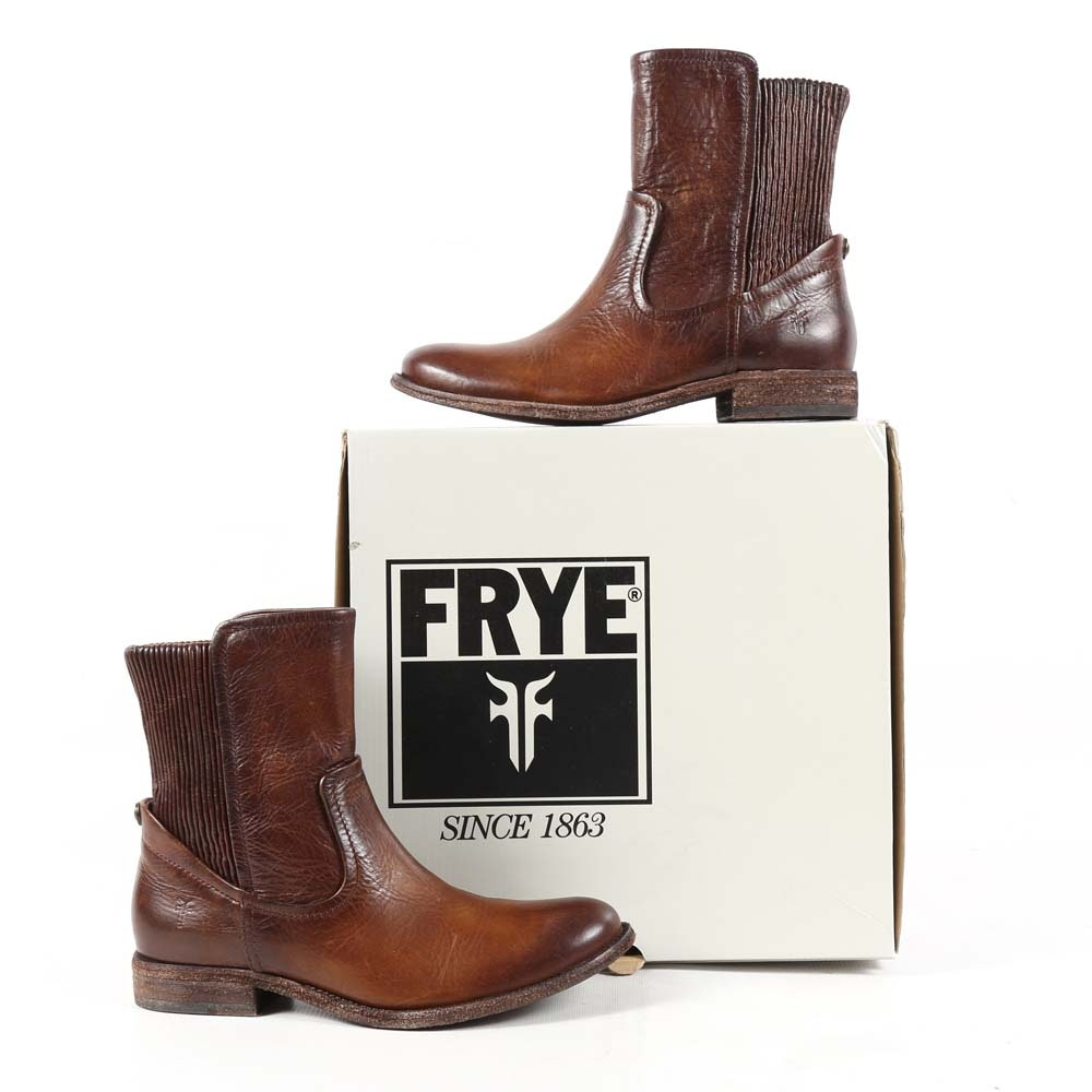 Frye Women's Melissa Scrunch Short Boots