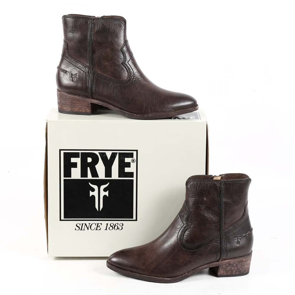 Frye Women's Ray Seam Short Boots