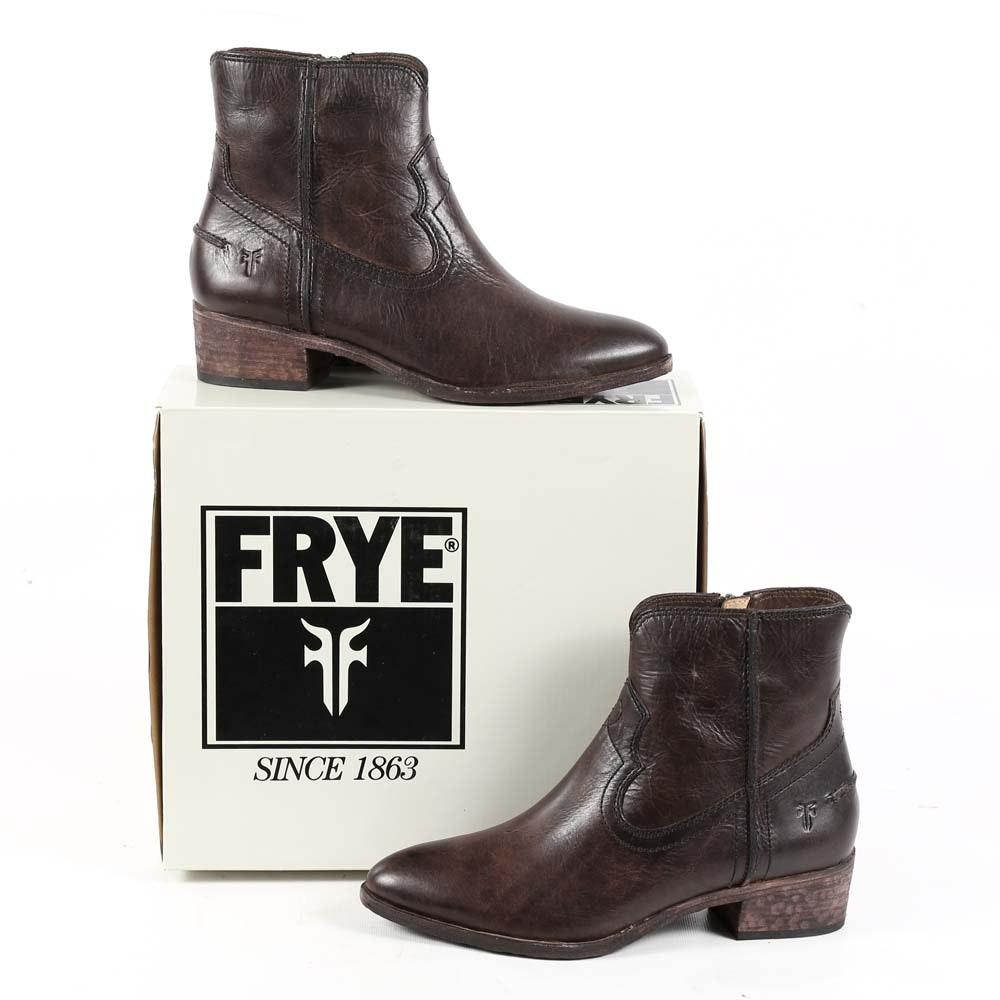 Frye Women's Ray Seam Short Boots
