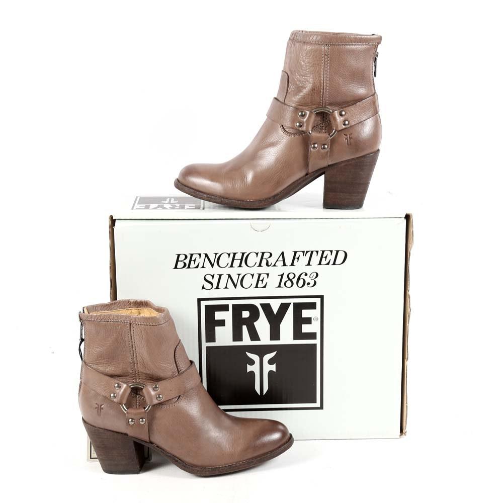 Frye Women's Tabitha Harness Short Boots