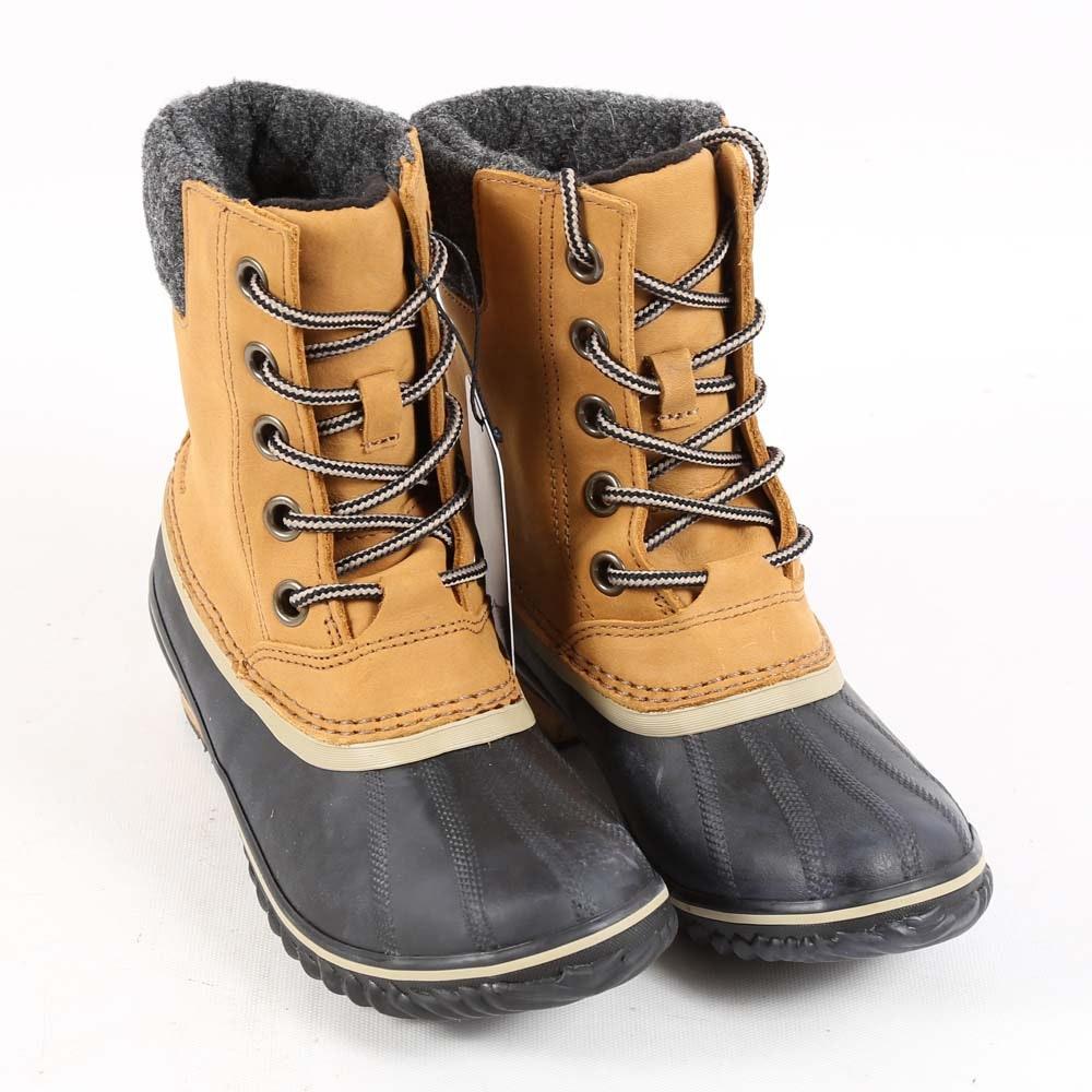 Sorel Women's Slimpack II Lace-Up Boots