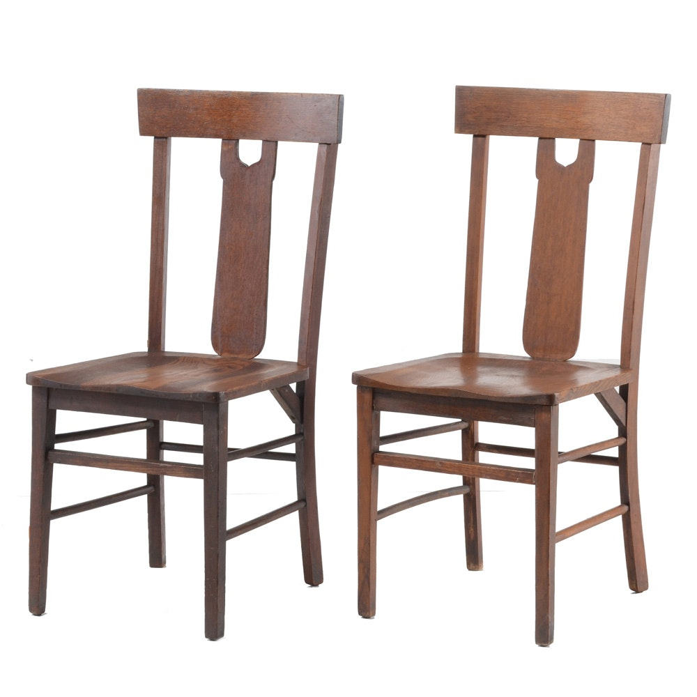 Pairing of Chairs