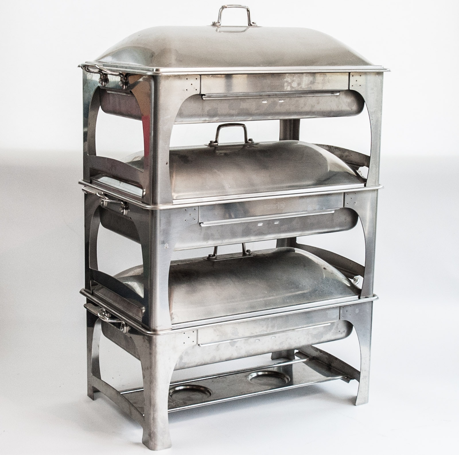 Tiered Chafing Dish