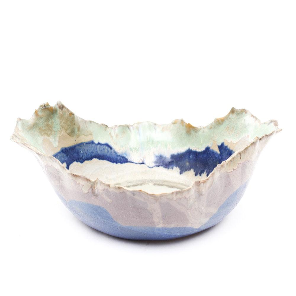Lynda Schaefer Fromm Art Pottery Bowl