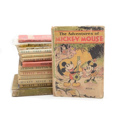 Vintage Disney Children's Book Group