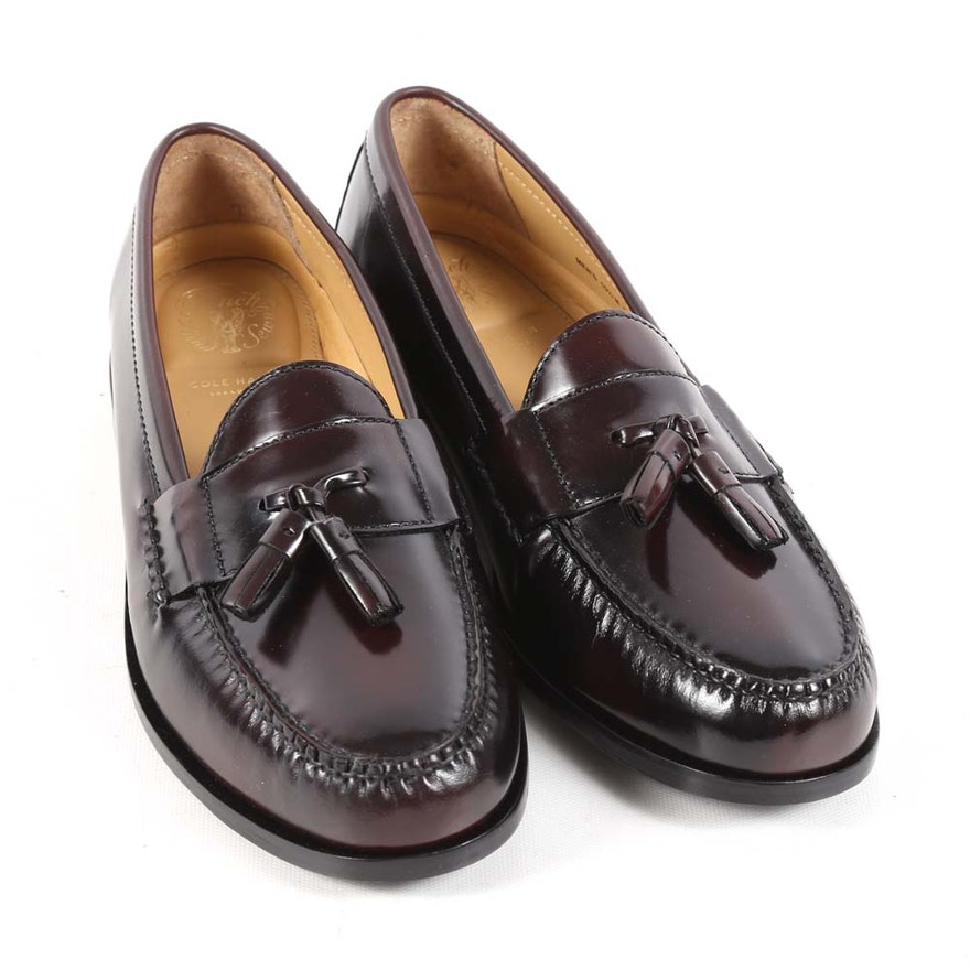 7aee7342908 Cole Haan Men s Pinch Grand Tassel Loafer   EBTH