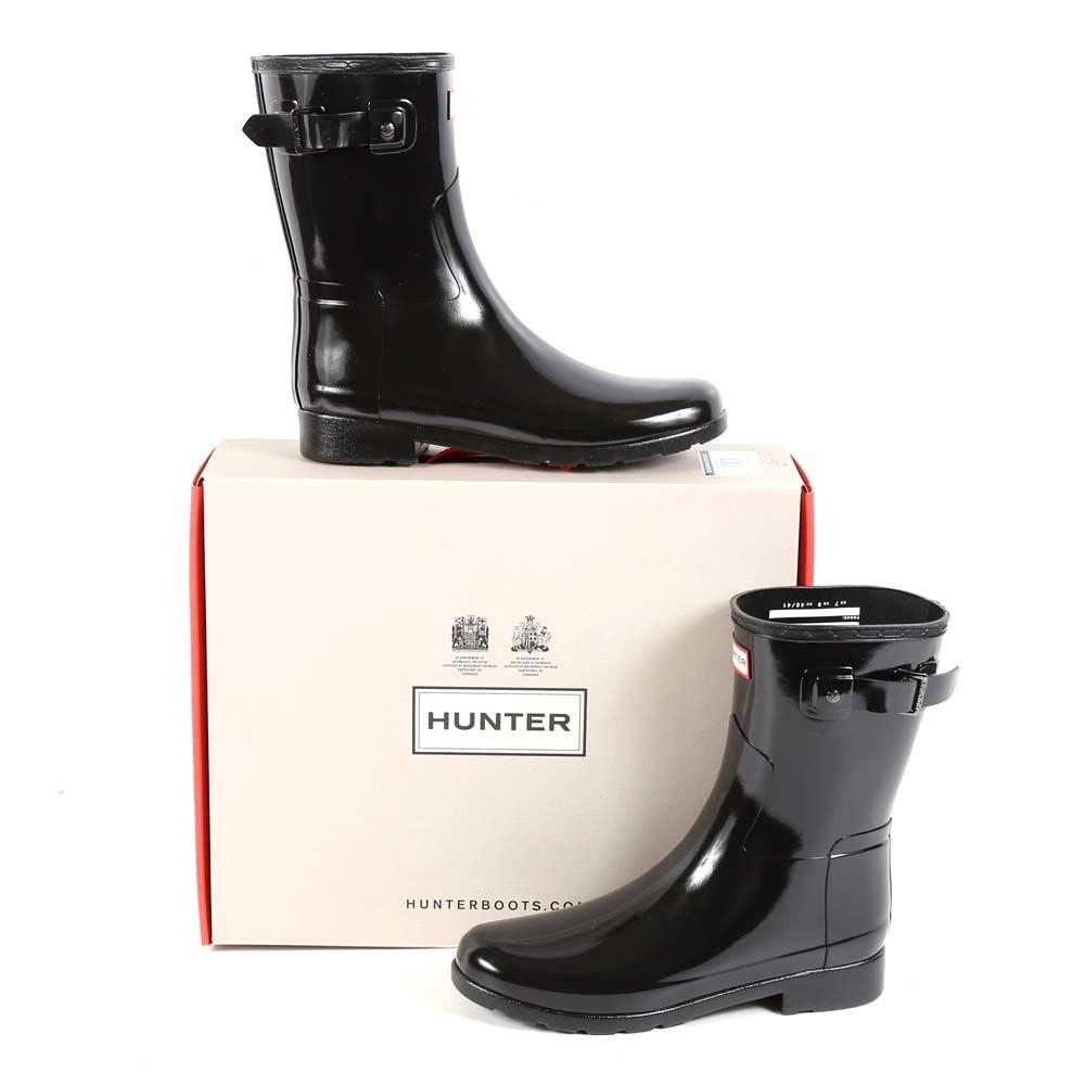 Hunter Original Refined Short Boots