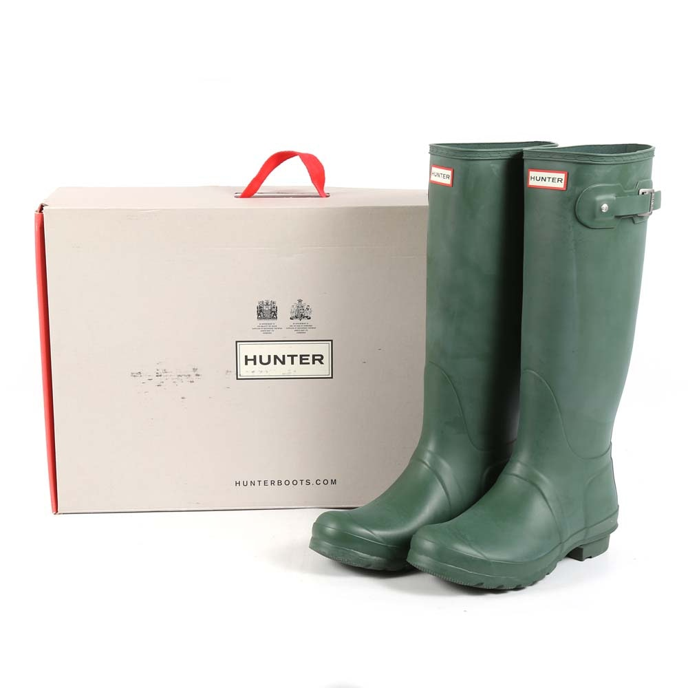 Hunter Original Classic Tall Boots