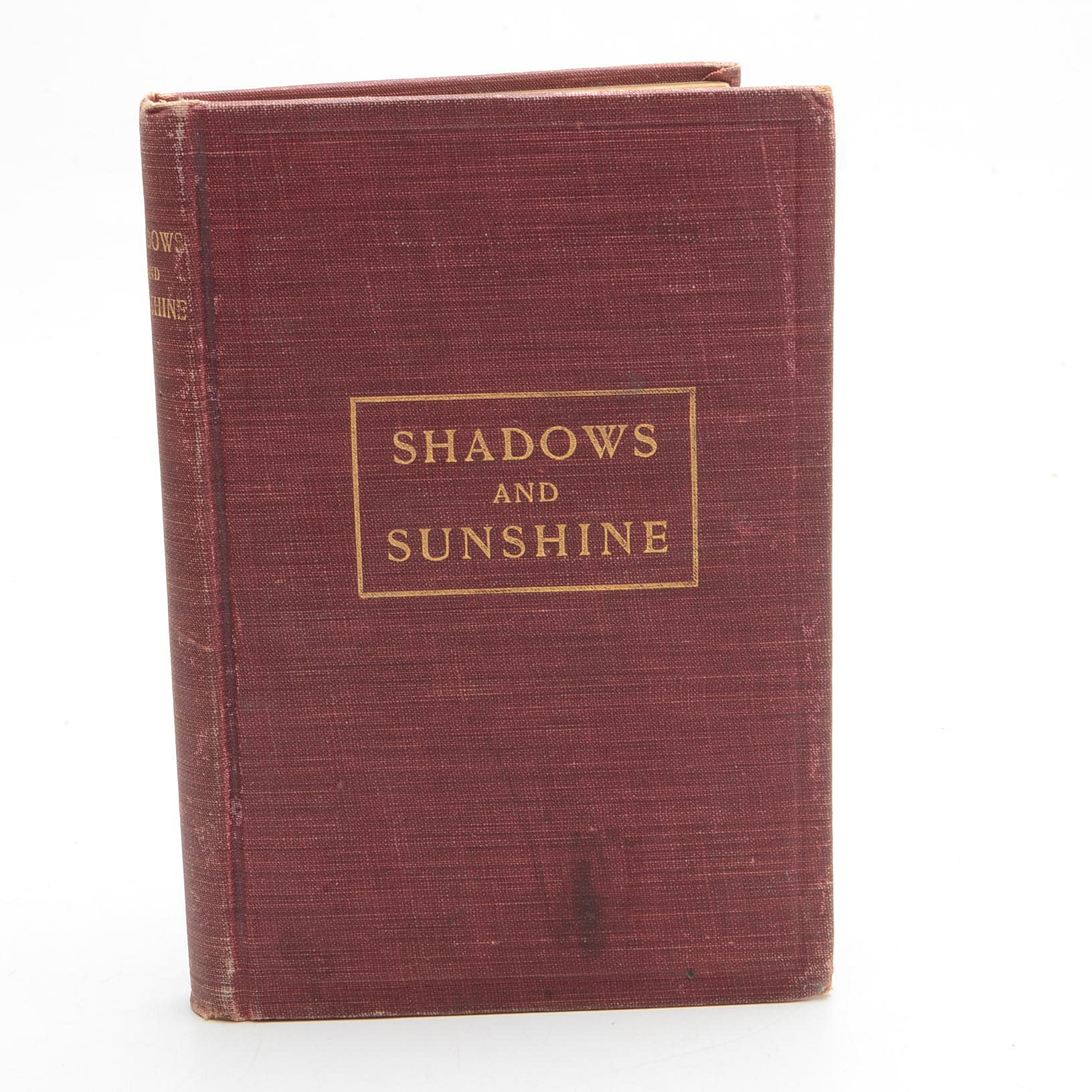 """1906 """"Shadows and Sunshine"""" by Eliza Suggs"""