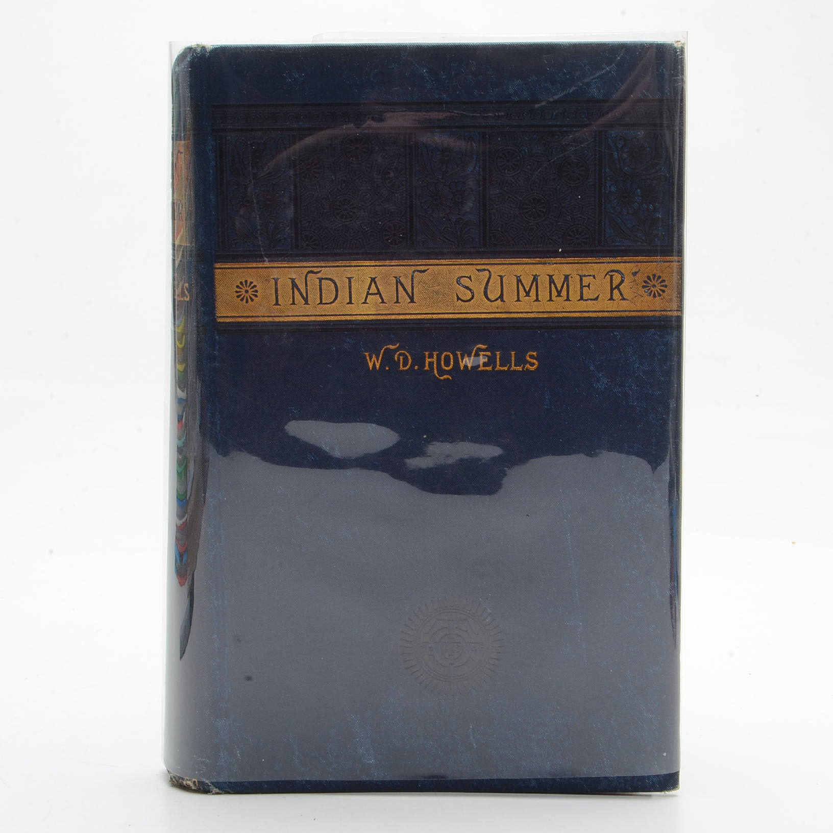 """Indian Summer"" by W.D. Howells from Personal Library of Willa Cather"