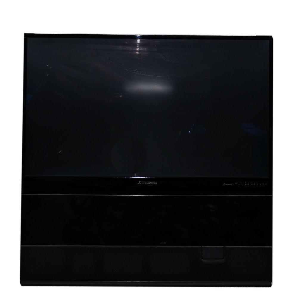"""Mitsubishi """"Diamond"""" TV"""