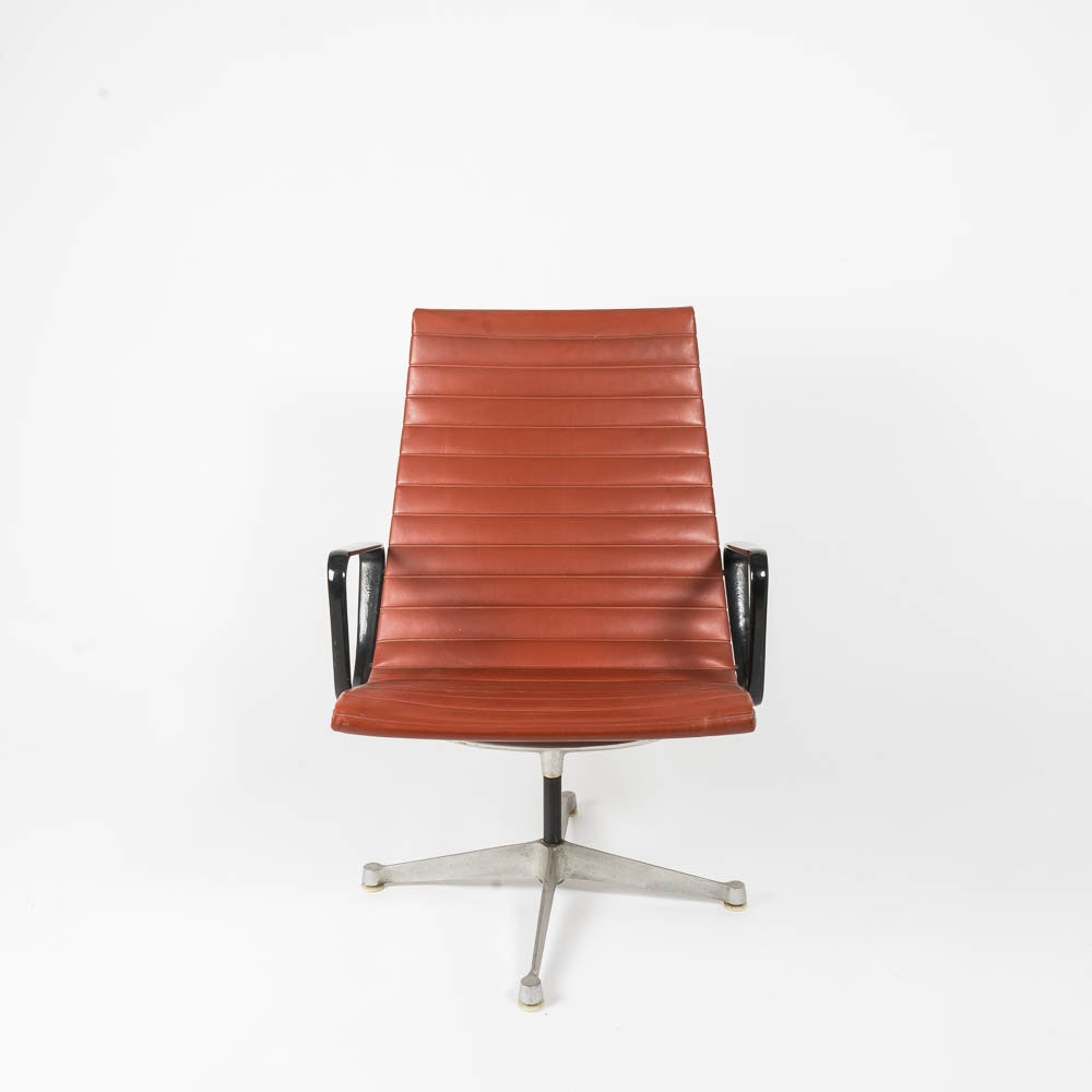 Swivel Office Chair After Design by Charles Eames for Herman Miller