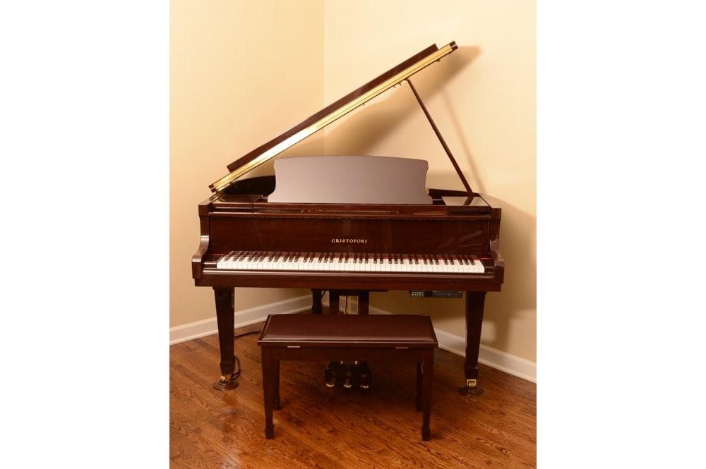 Cristofori Baby Grand Piano