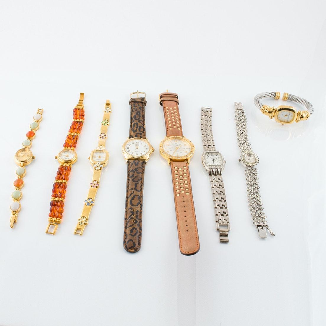 Gruen and Joan Rivers Wristwatches