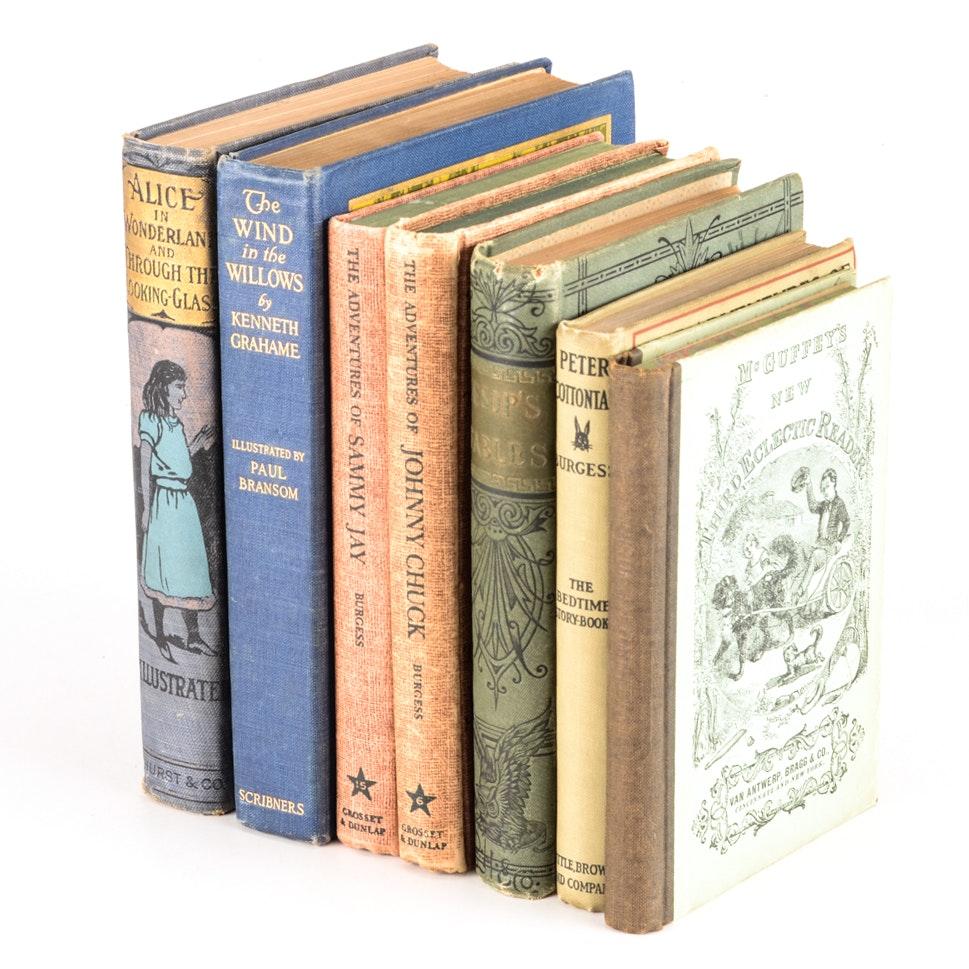 Antique Children's Book Group