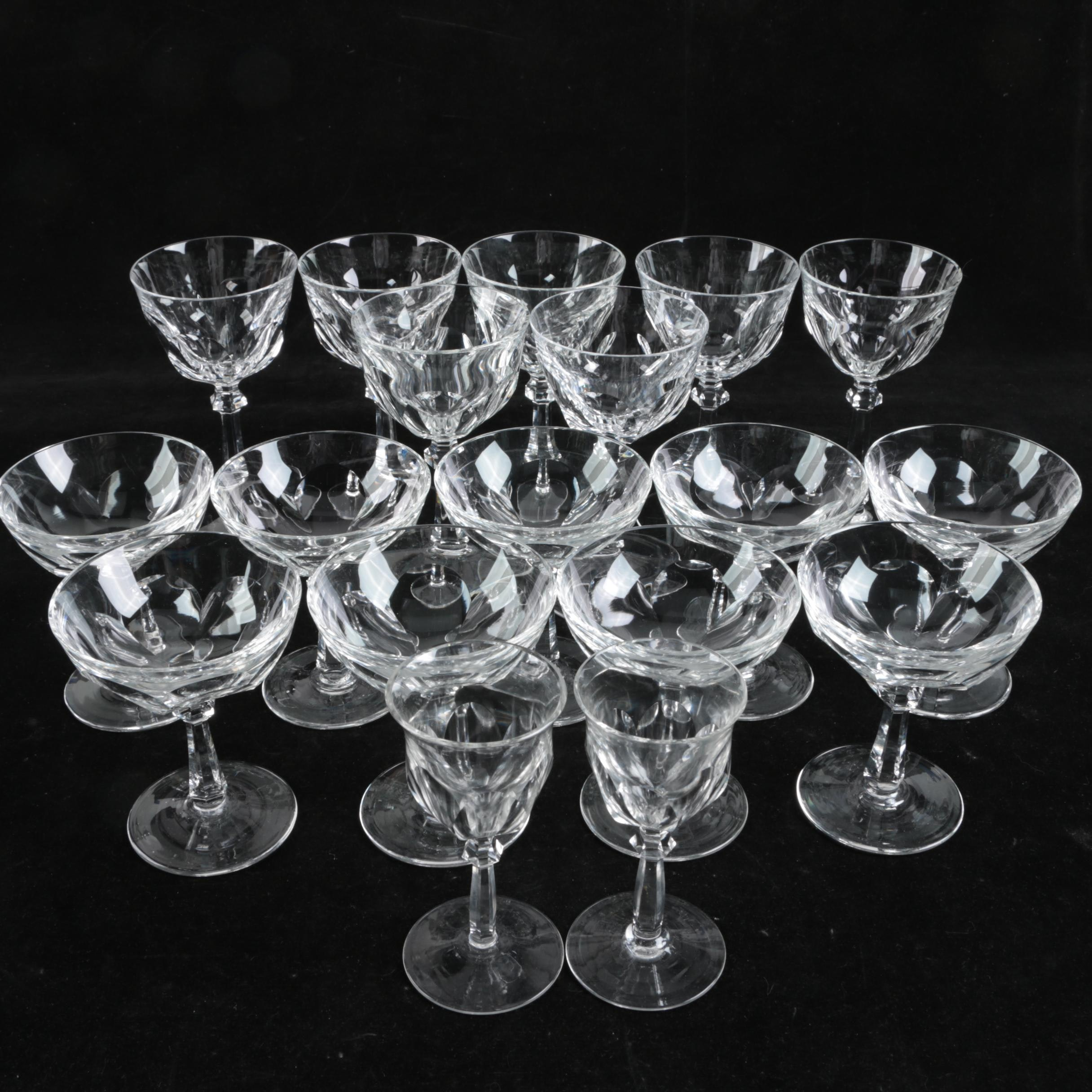 Crystal Stemware Collection
