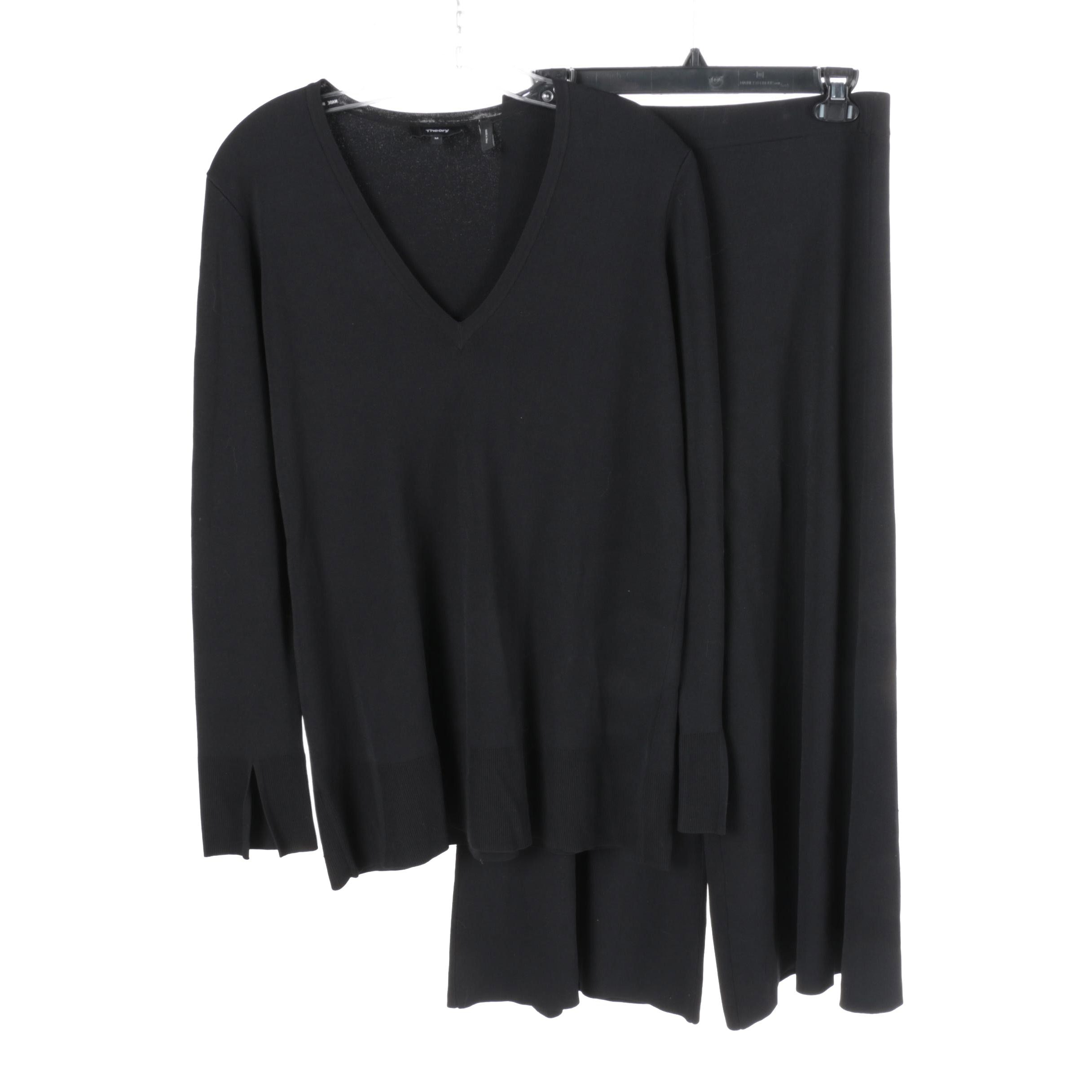 Women's Theory Top and Pants