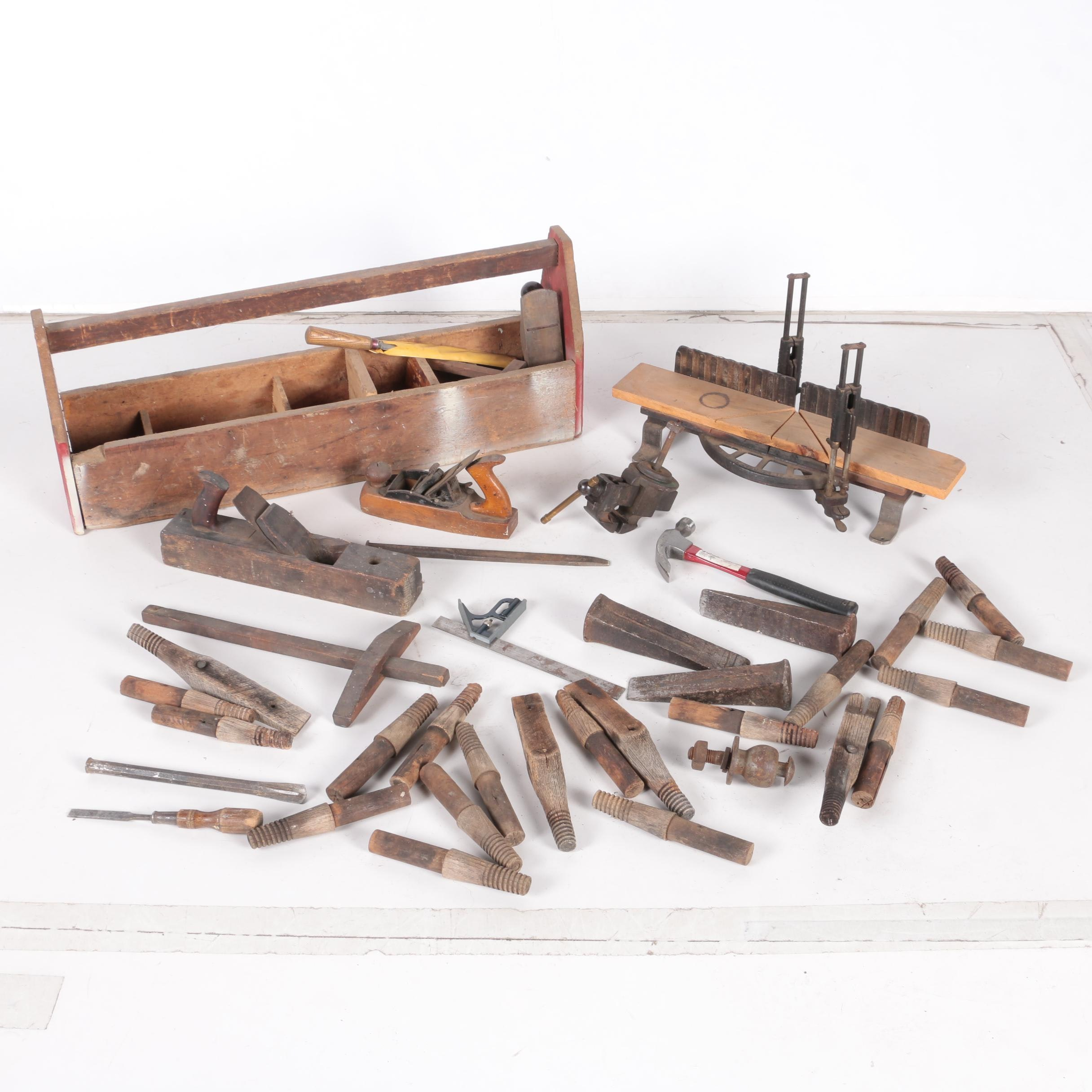 Carpentry Tool Assortment