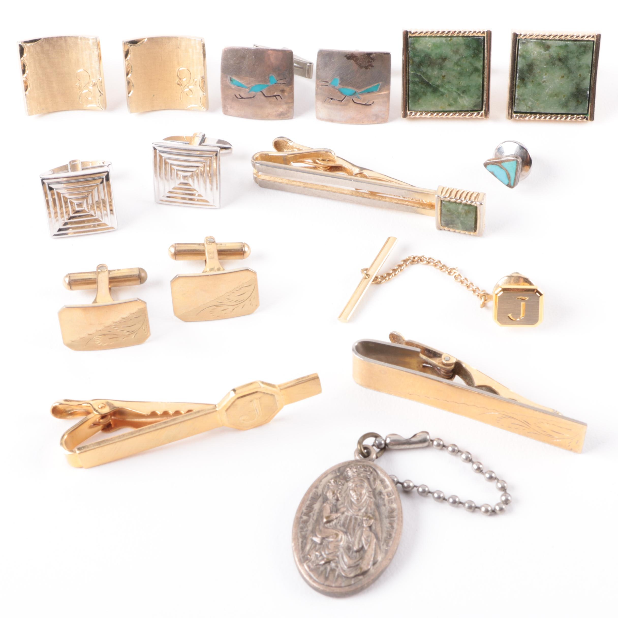 Assortment of Sterling Silver and Gold Filled Jewelry