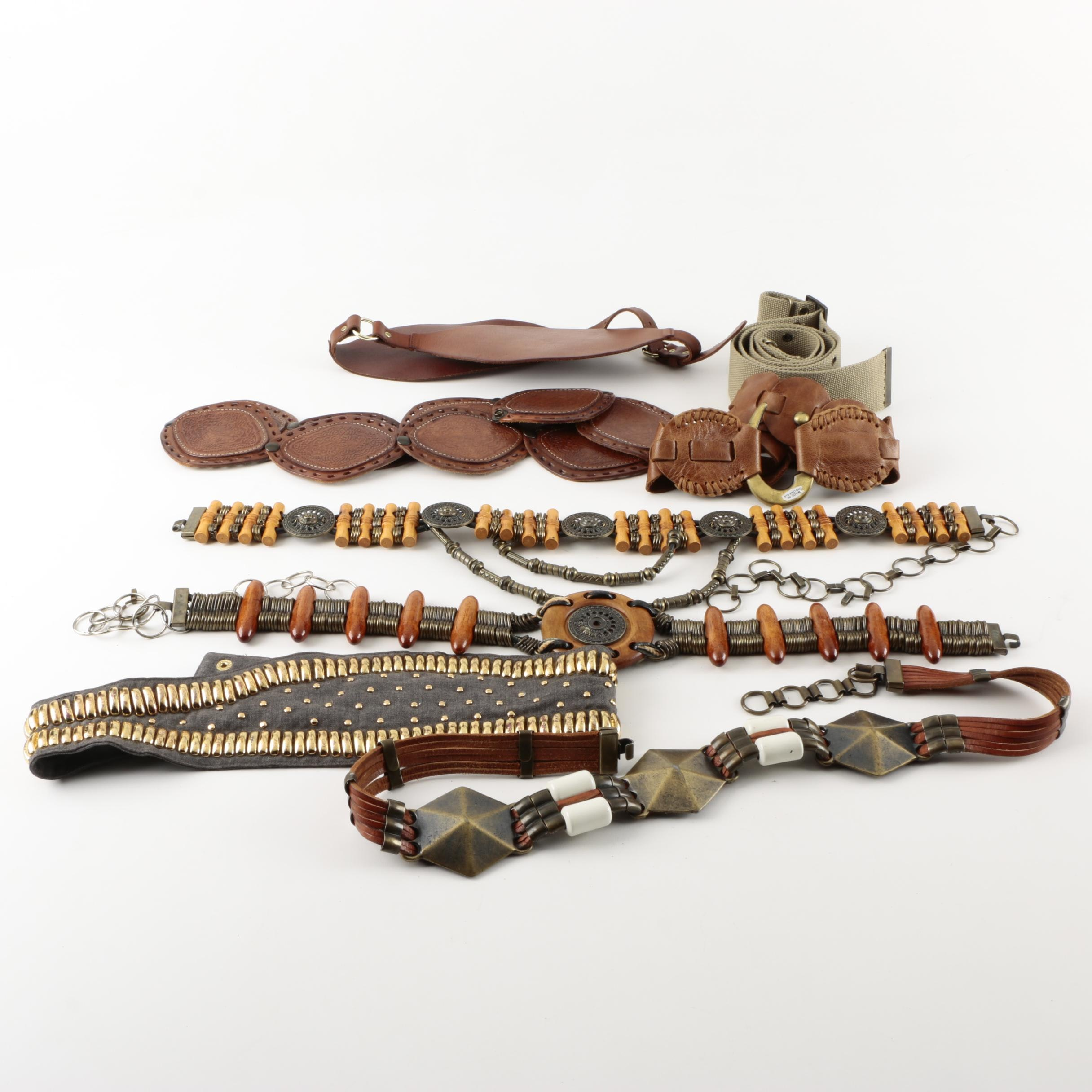 Collection of Belts