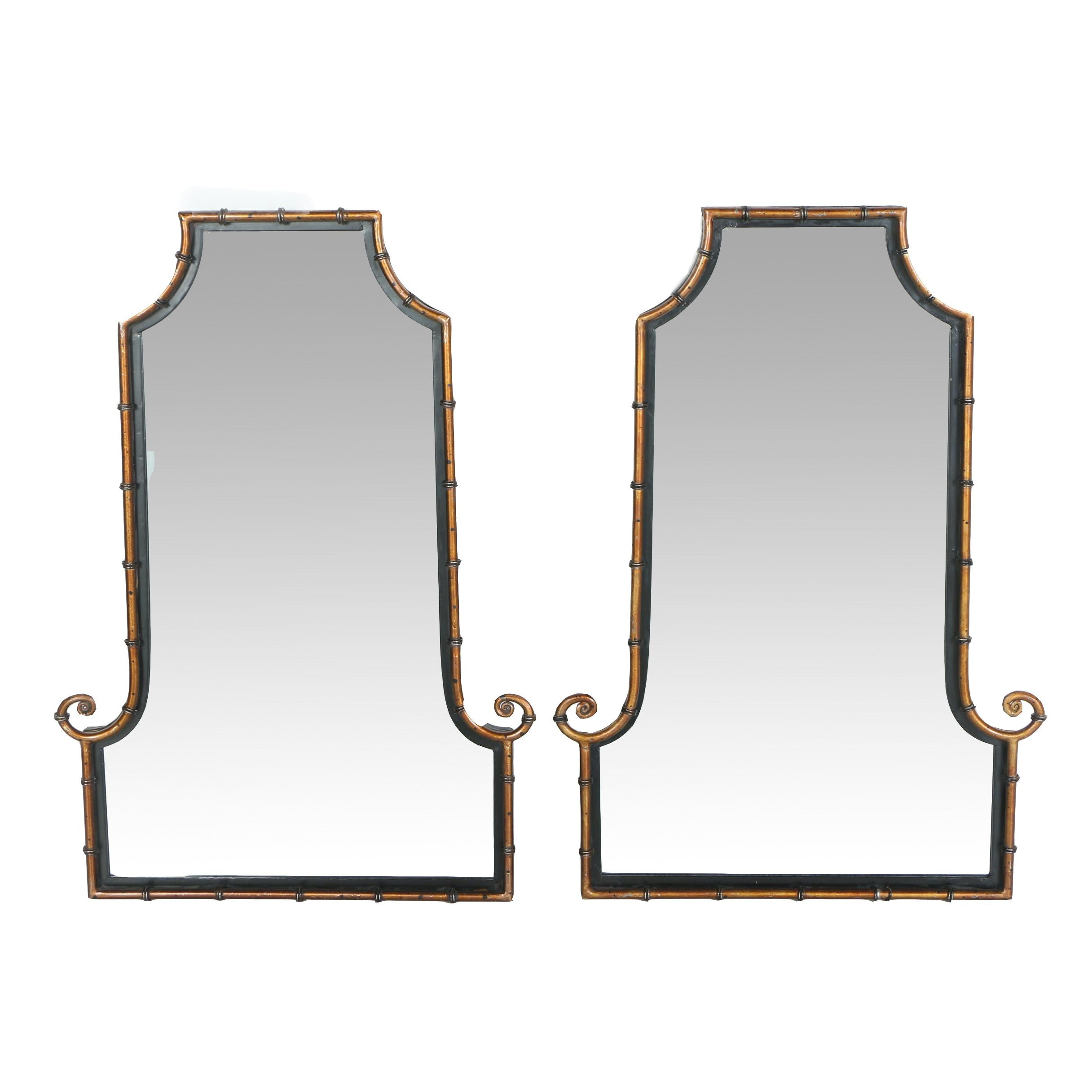 Regency Style Wall Mirrors