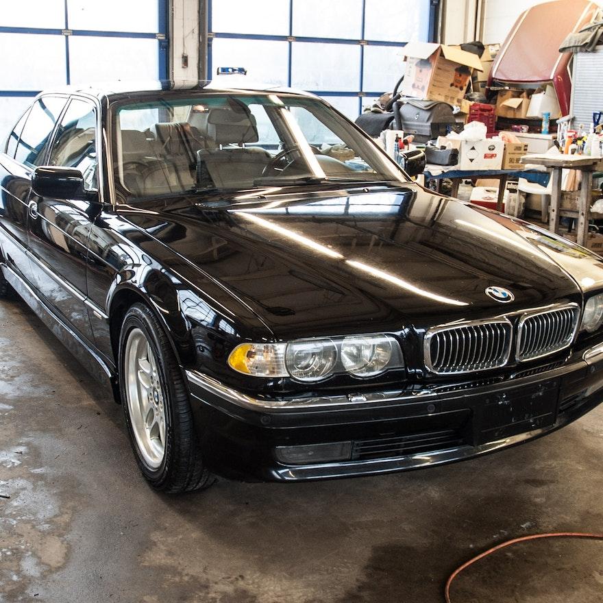 2000 BMW 750IL V12 Sedan : EBTH
